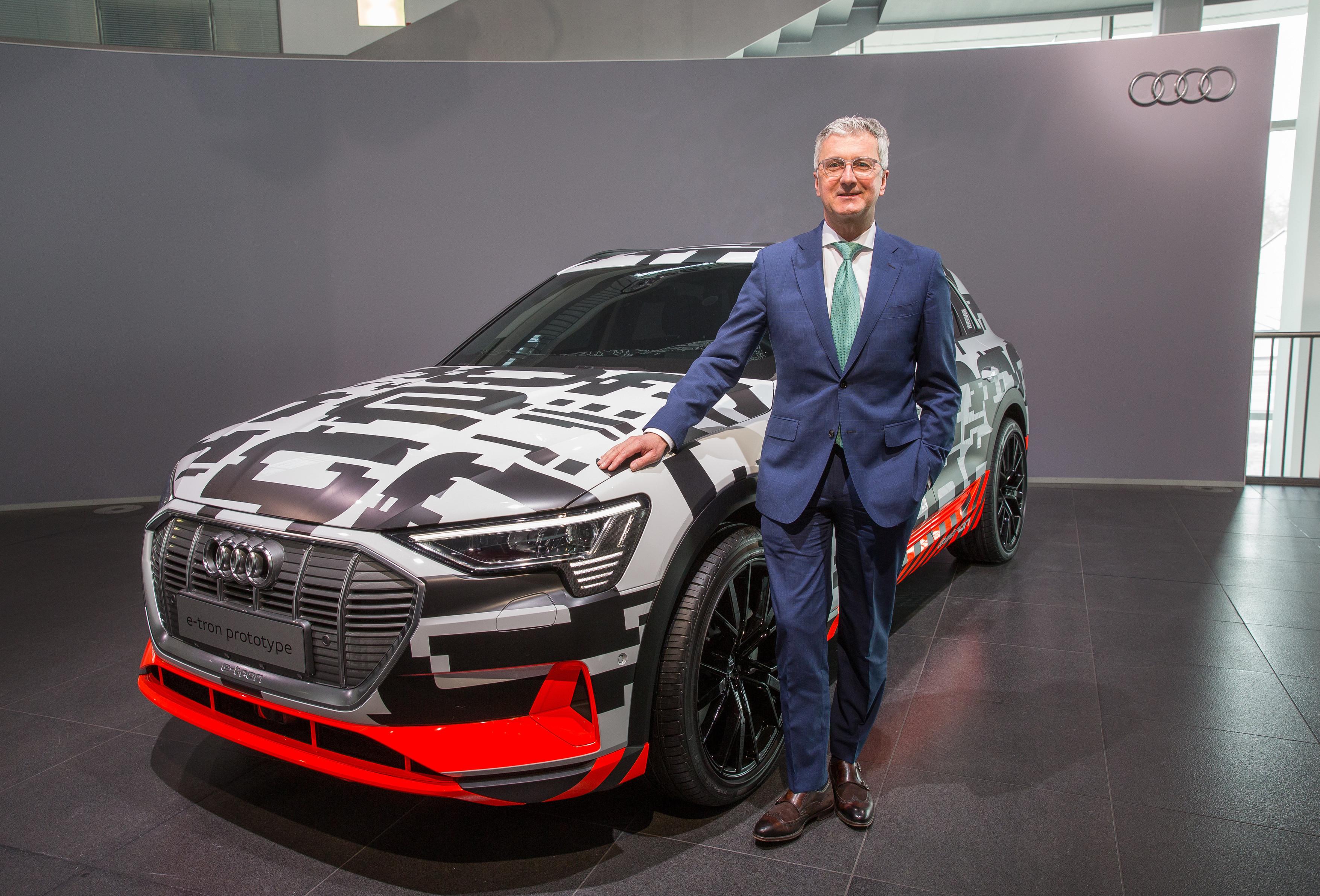 Audi boss arrested over diesel emission scandal