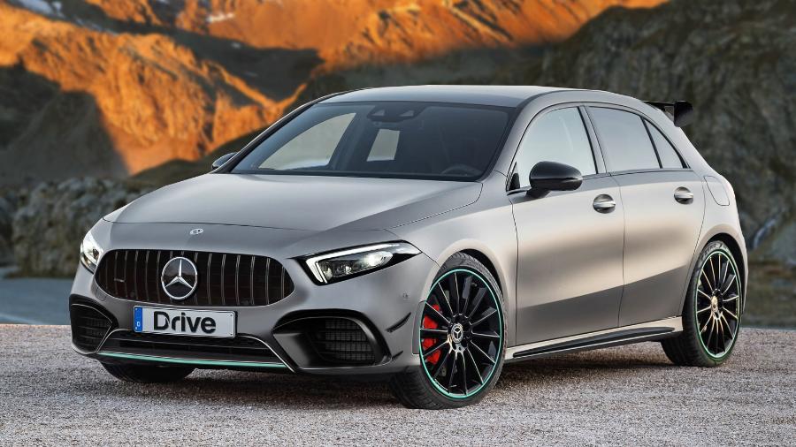 2019 Mercedes-AMG A35 A45