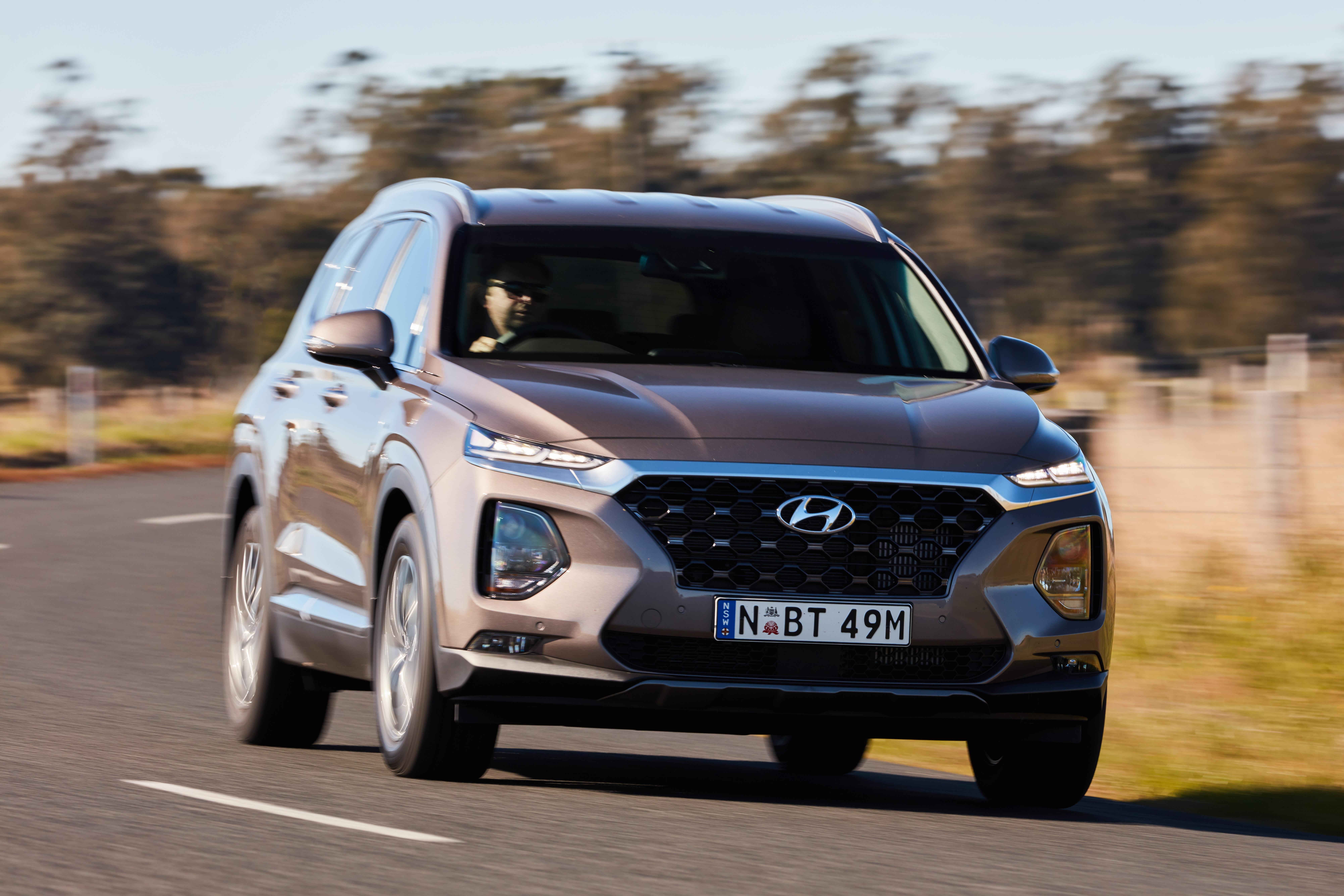 2018 Hyundai Santa Fe Elite