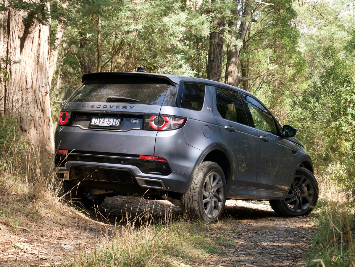2018 Land Rover Discovery Sport Si4 SE