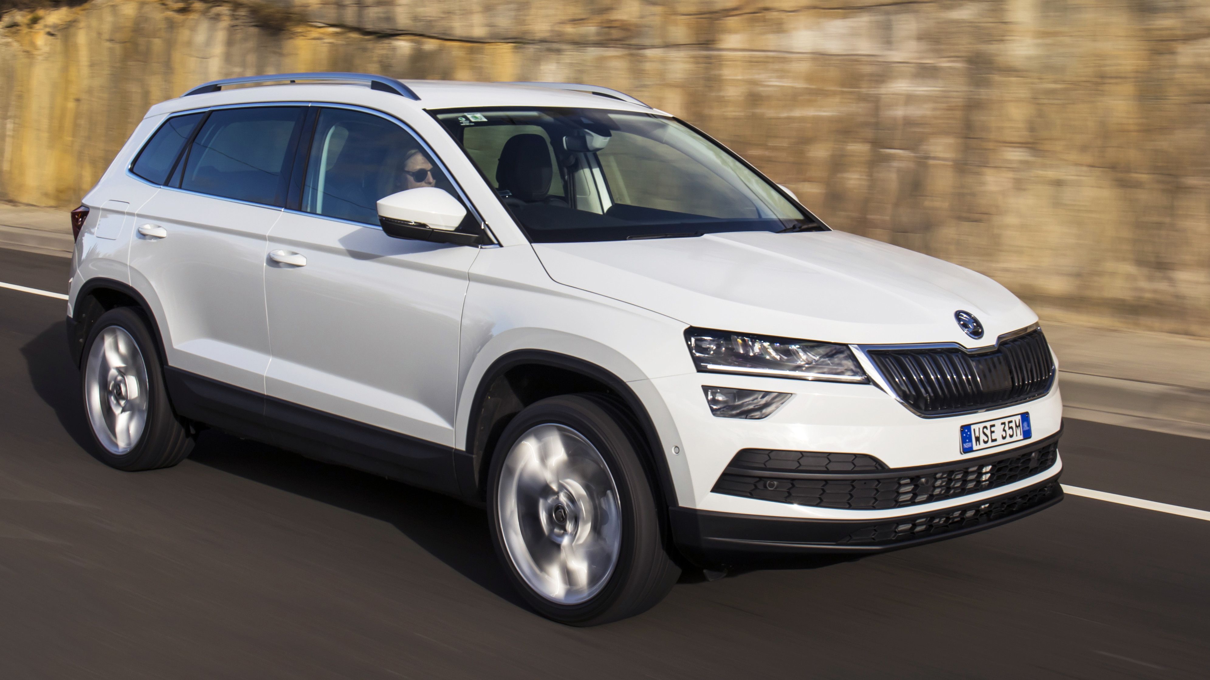 2018 Skoda Karoq first drive review