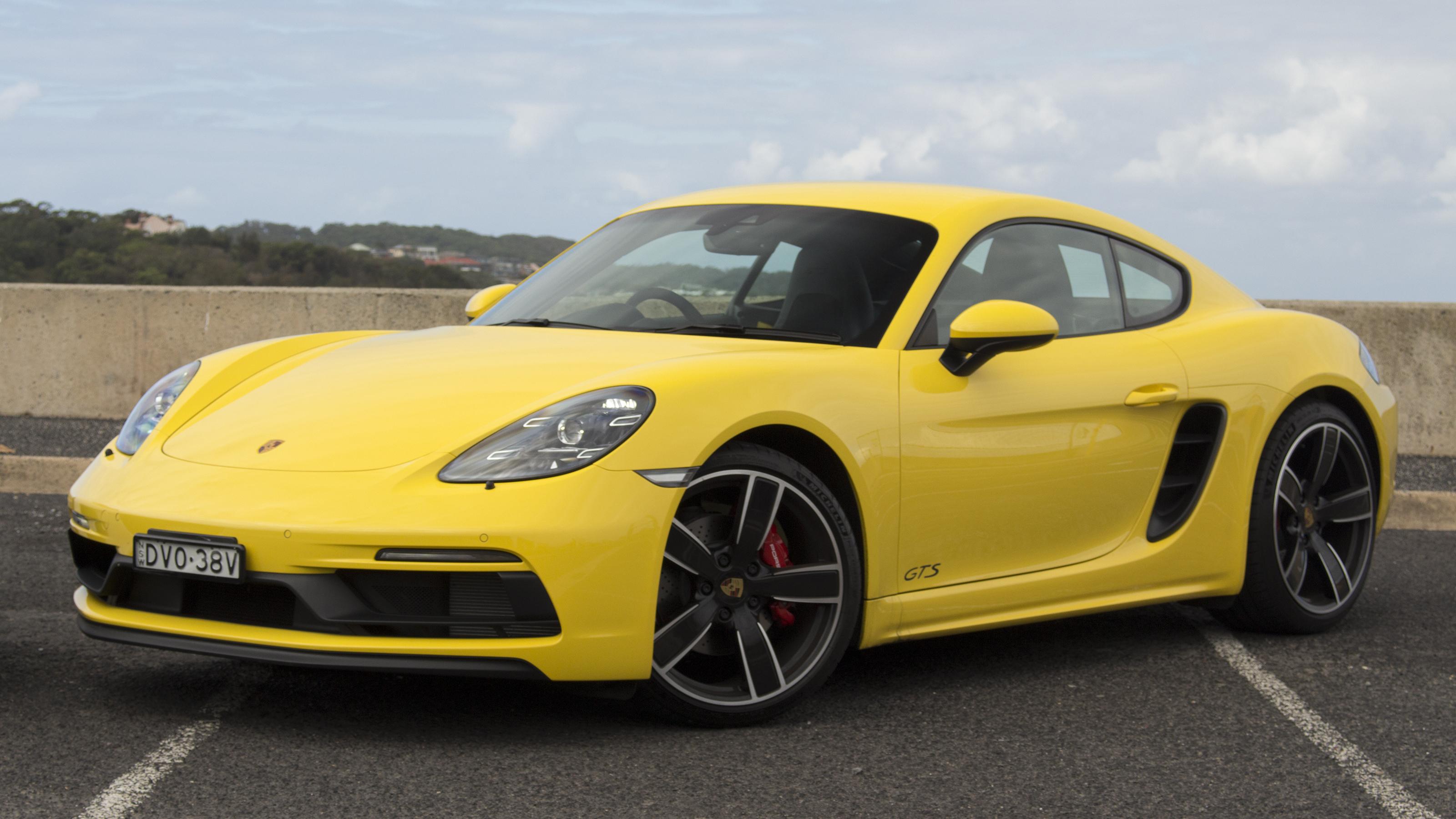 Porsche 718 Cayman GTS quick spin review