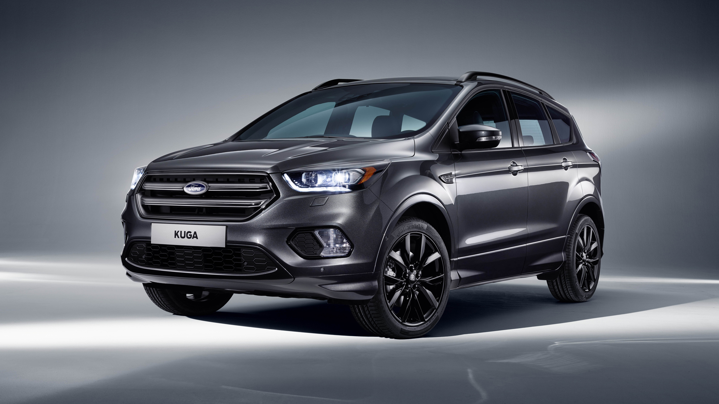 2018 Ford Escape ST Line