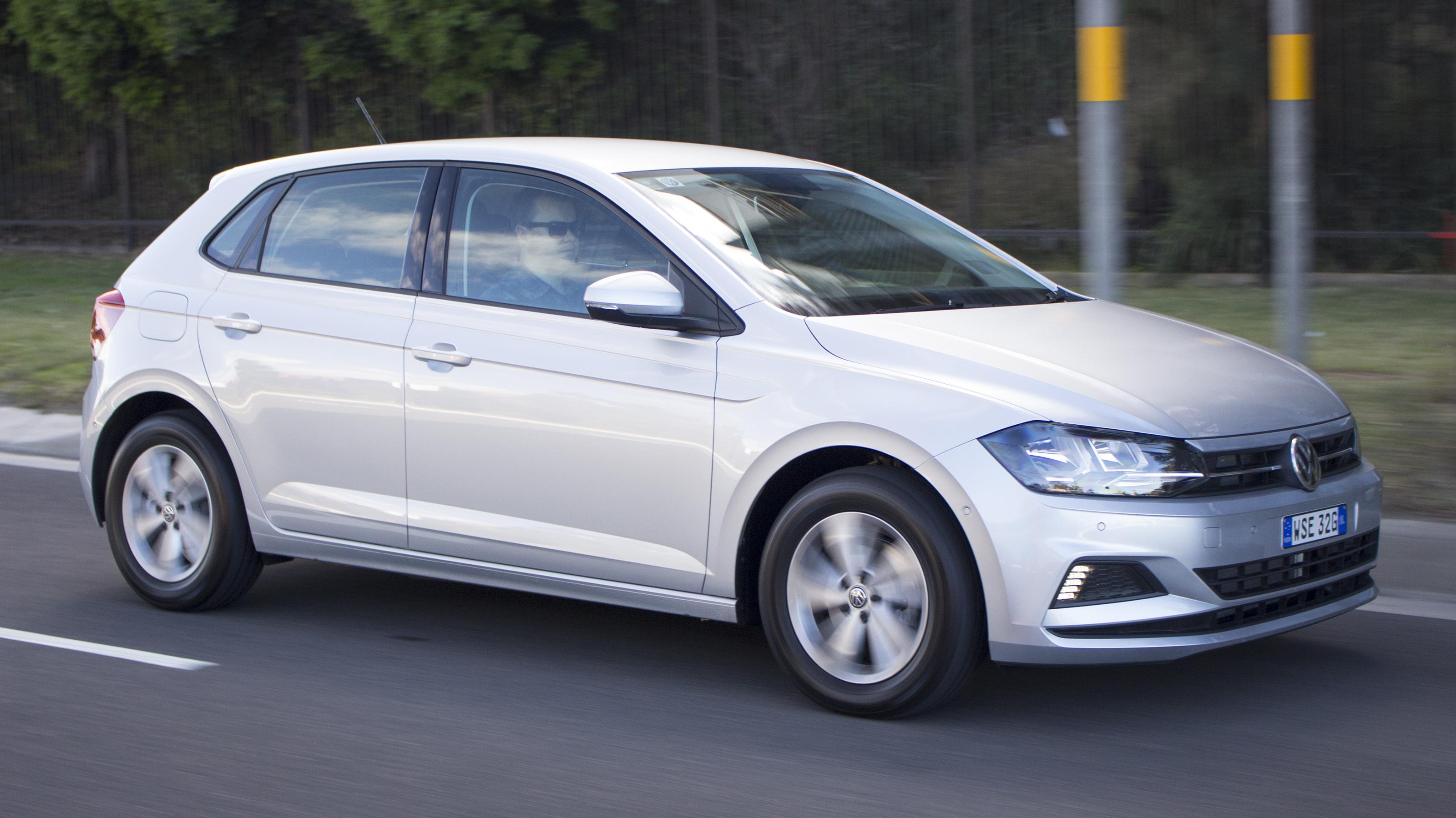 2018 Volkswagen Polo 70TSI.