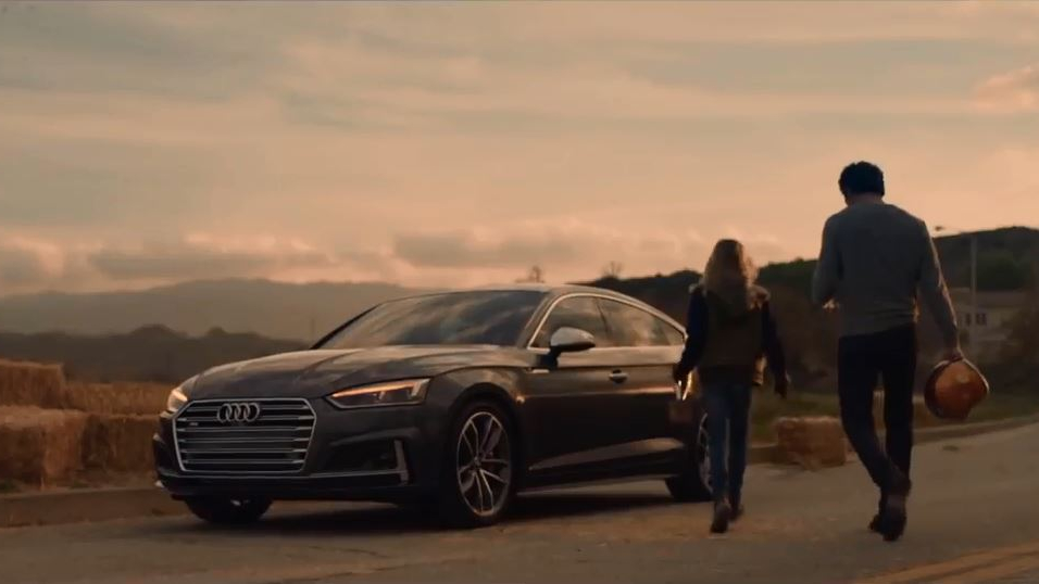 Audi's #DriveProgress campaign encourages women to consider performance cars.