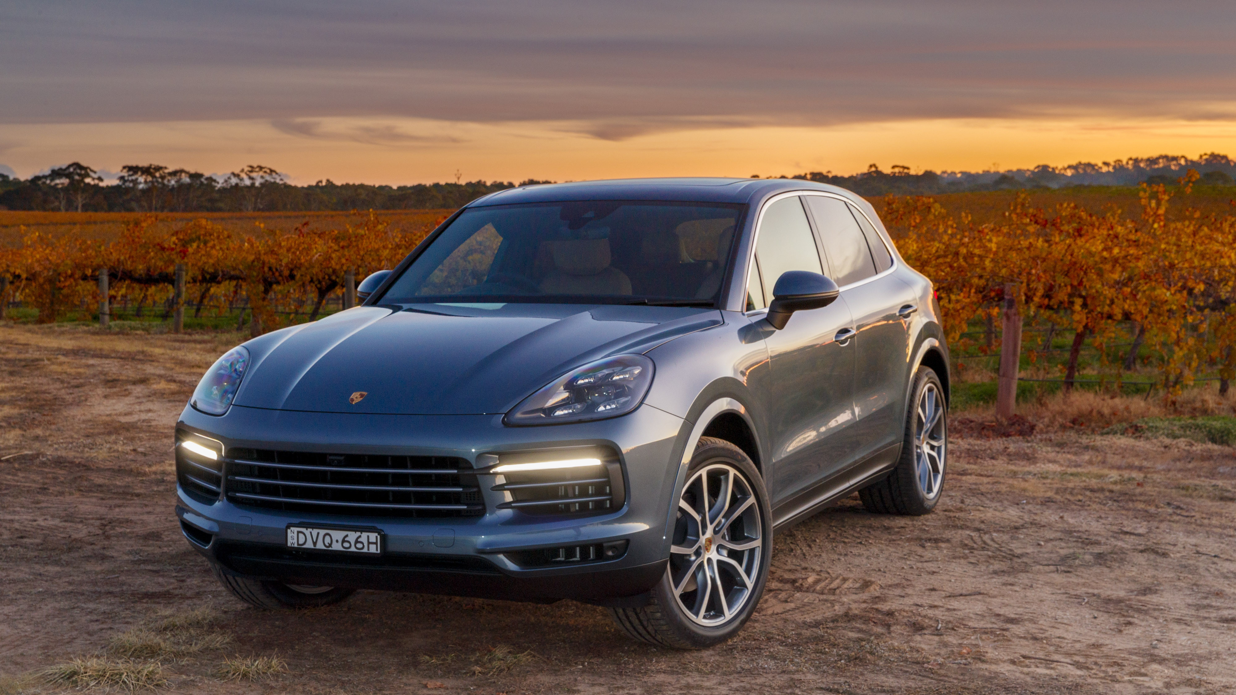 2018 Porsche Cayenne Turbo first drive review