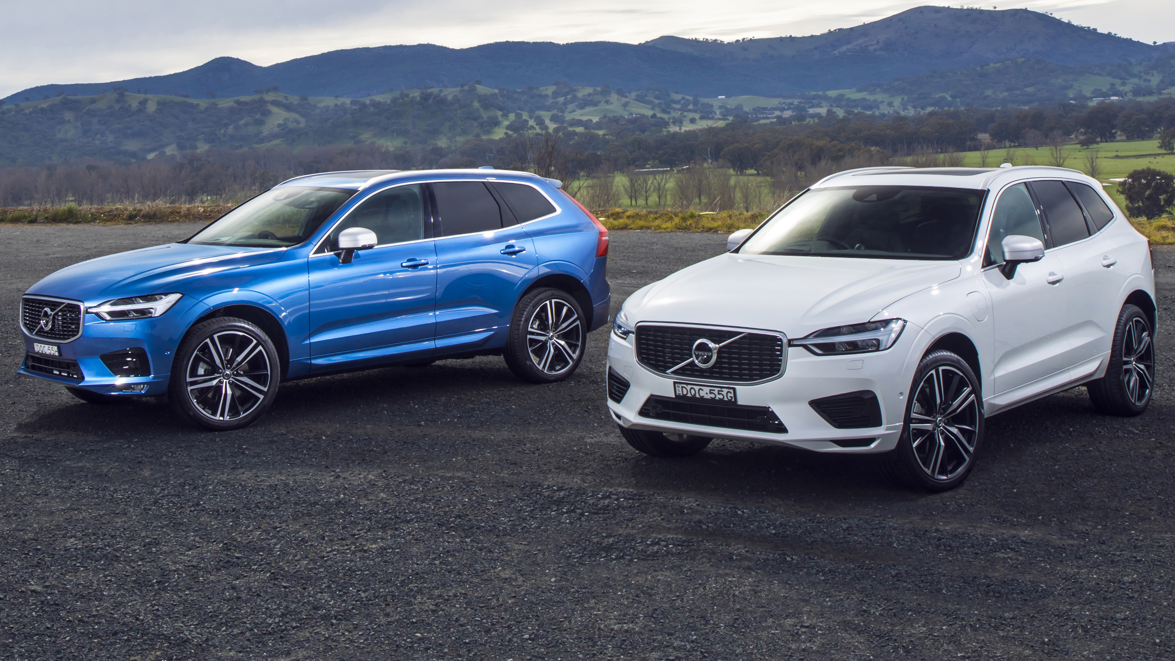 Volvo's XC60 has helped the brand's sales boom in 2018.