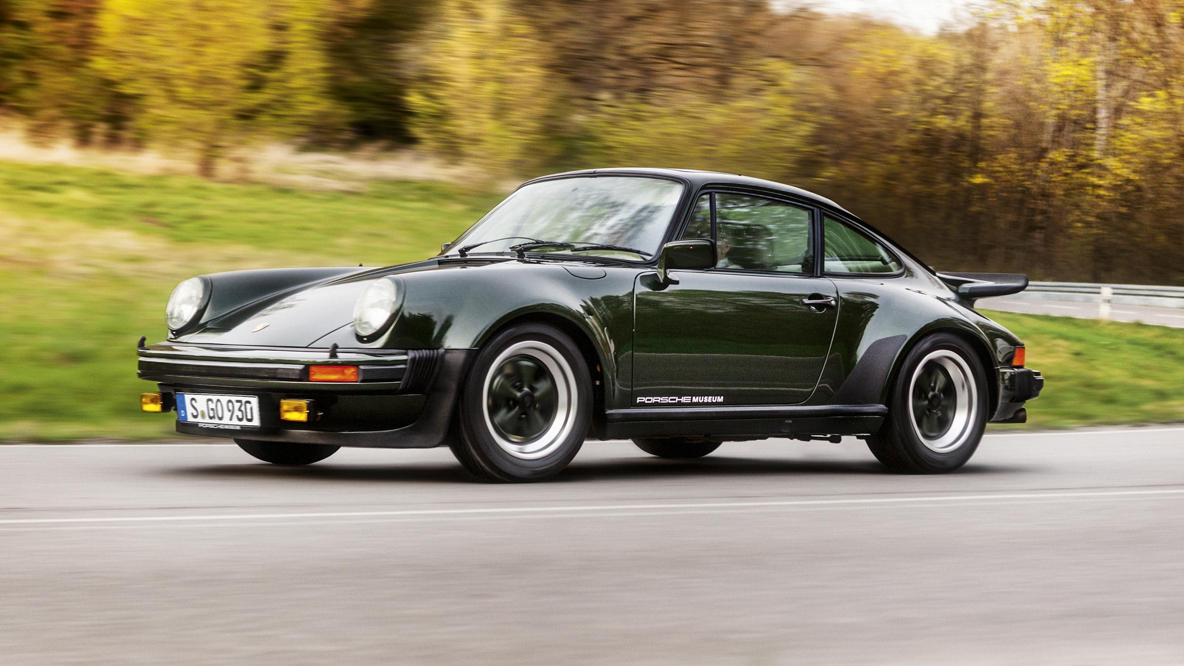 Porsche 930 911 Turbo.