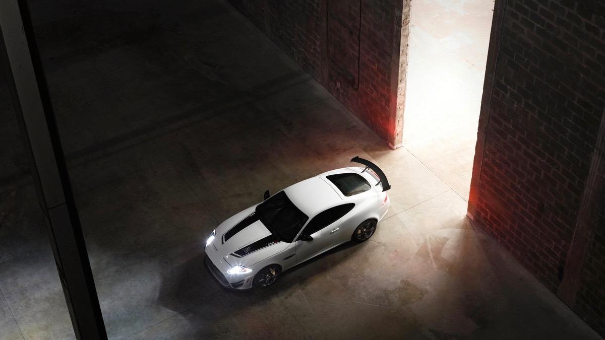 2014 Jaguar XK Coupe