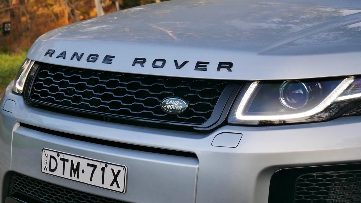 2018 Range Rover Evoque HSE Dynamic P290
