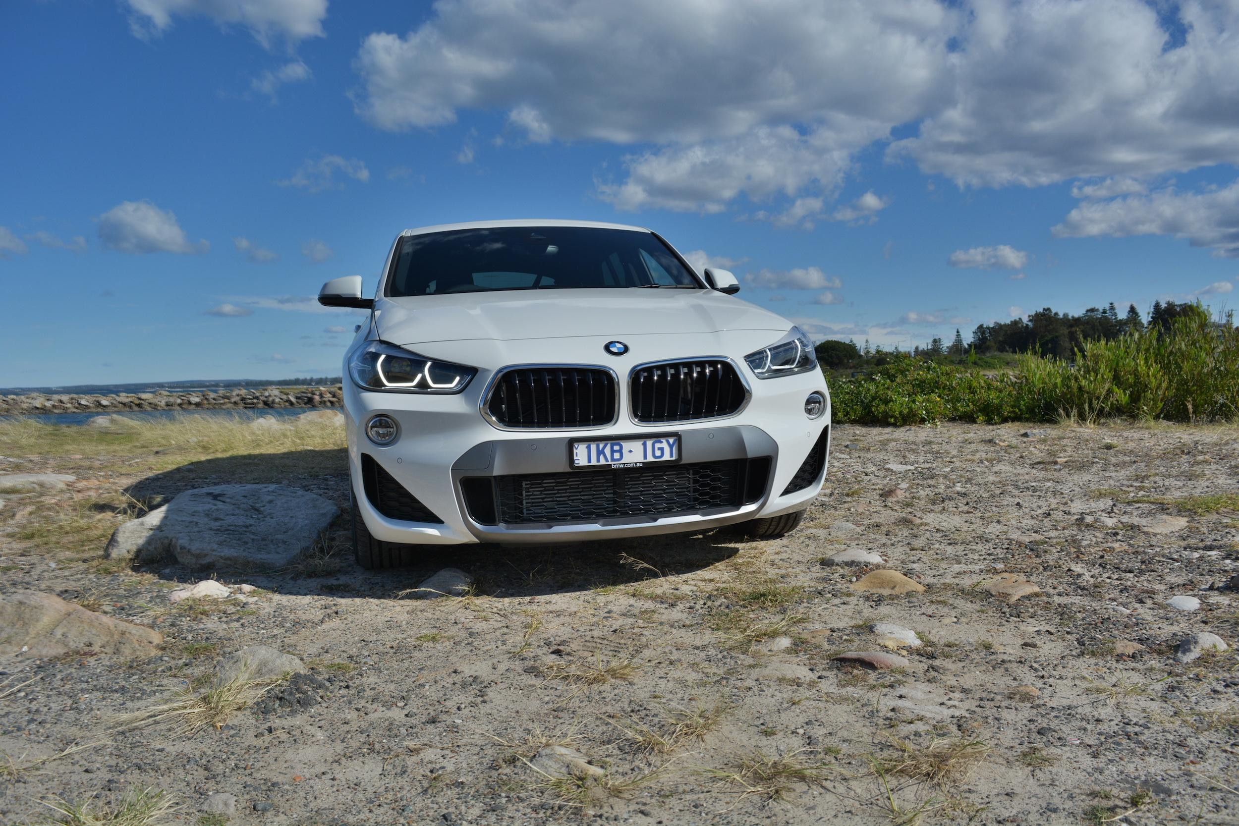 2018 BMW X2 sDrive20i.