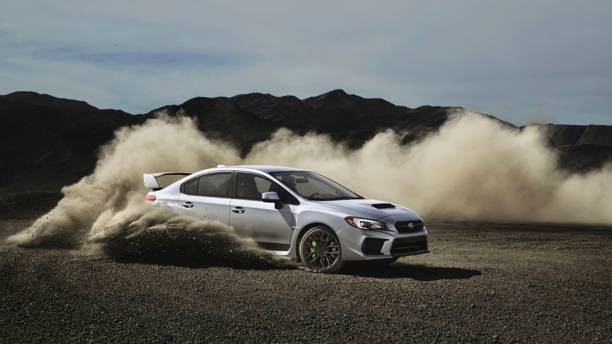 Oz misses out on more powerful WRX STI
