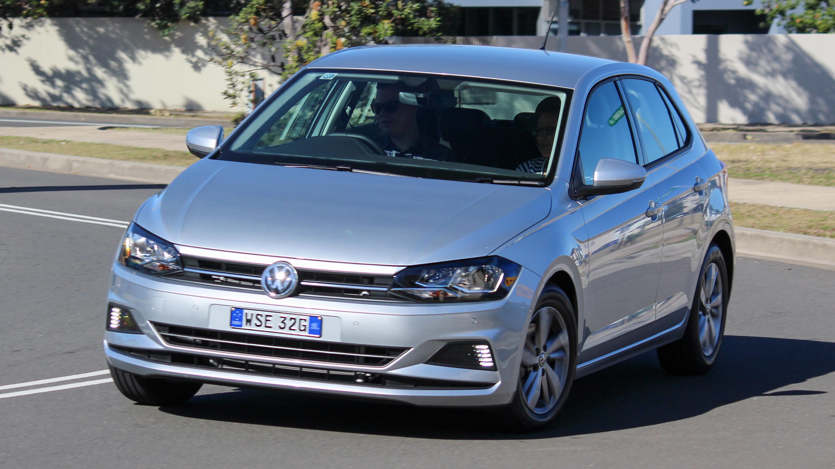 2018 Volkswagen Polo 70TSI Trendline Road Test Review