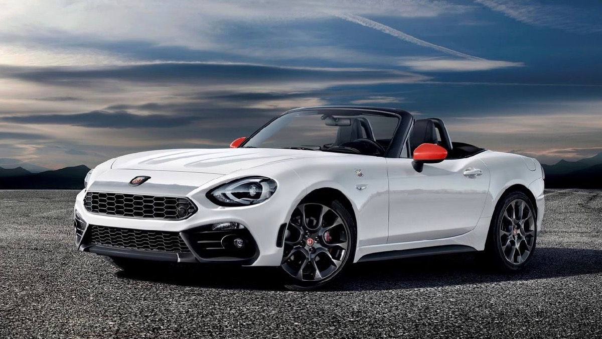 Abarth announce 124 Spider Monza Special Edition