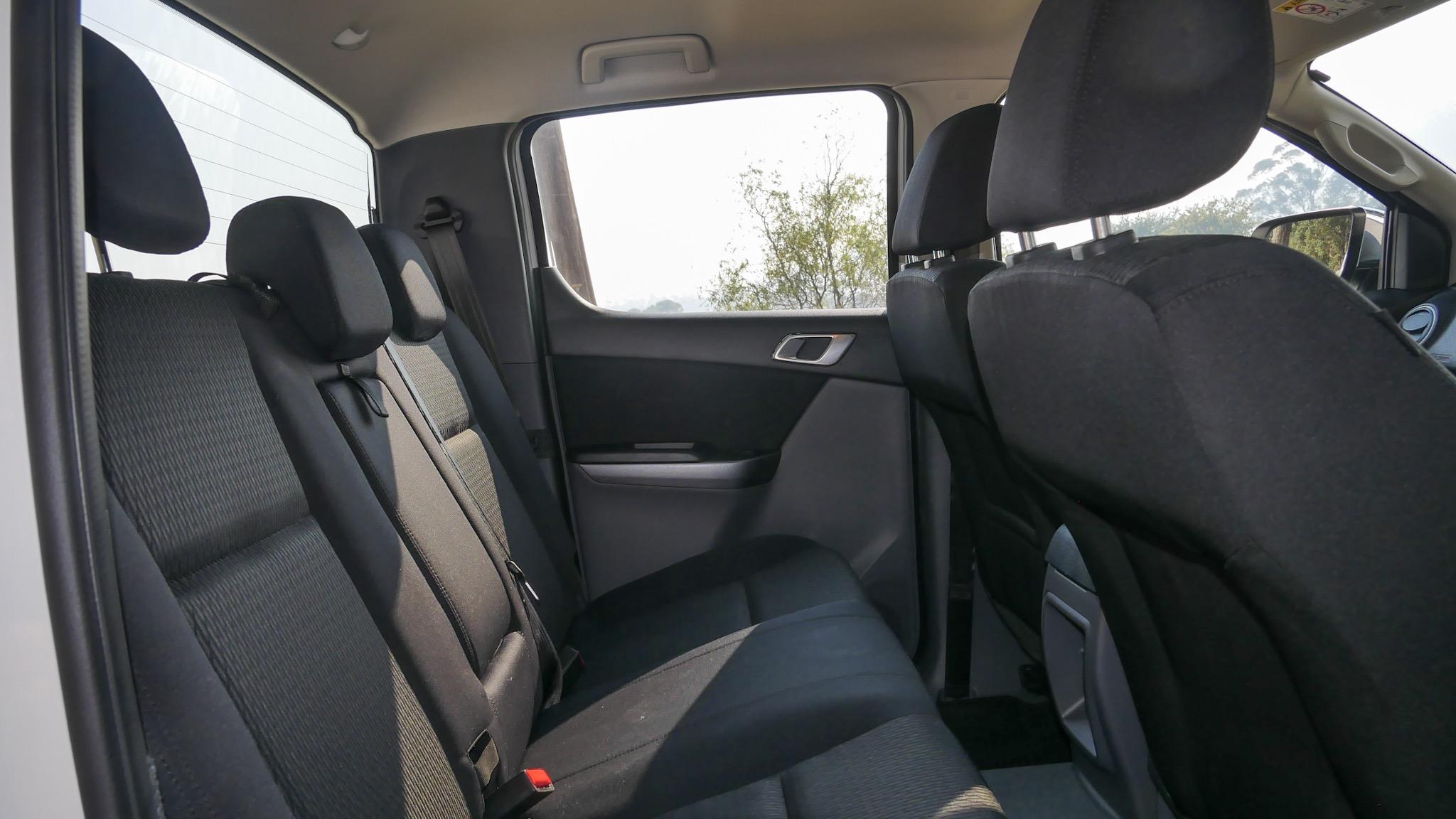 2018 Mazda BT-50 ute