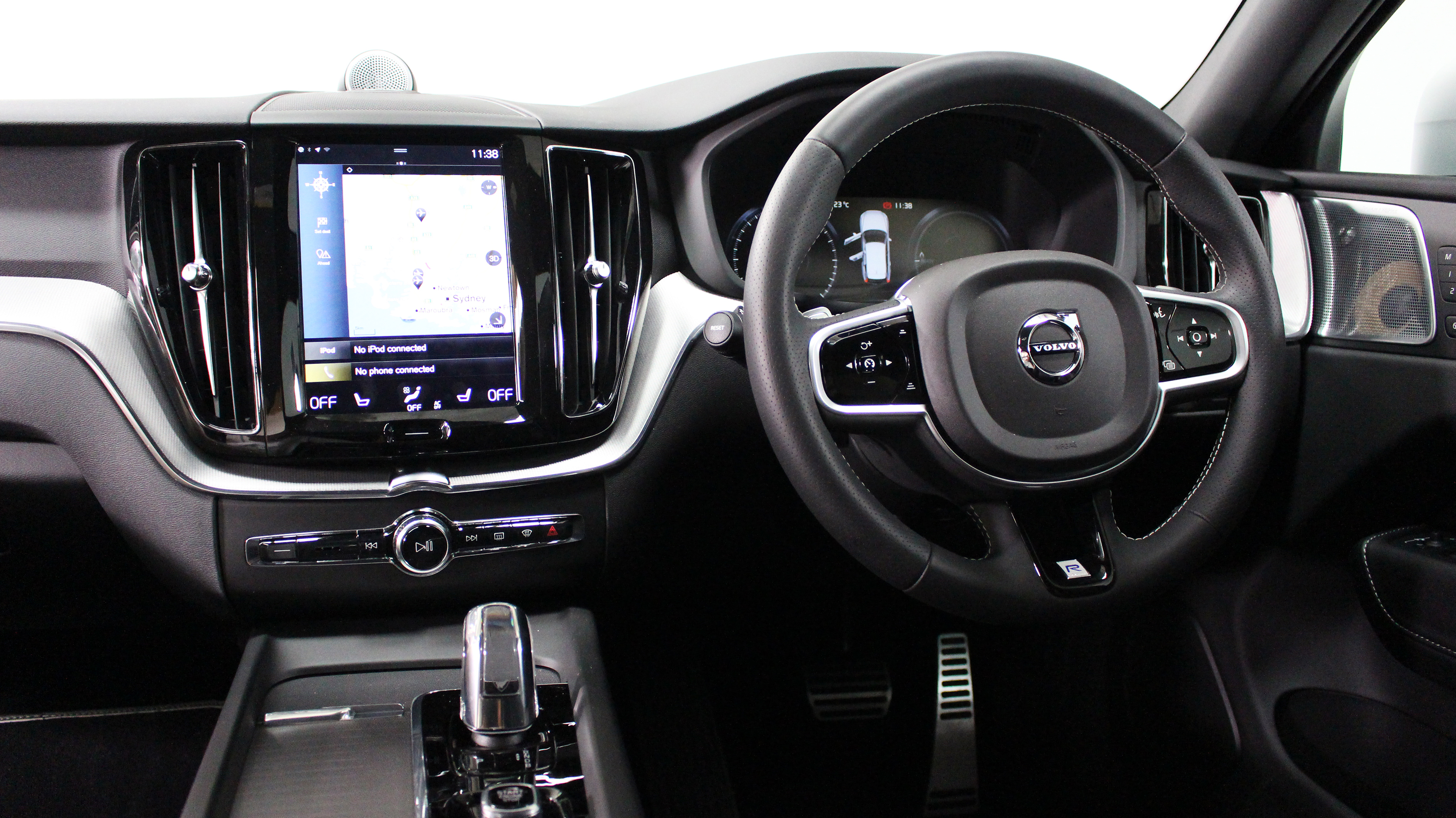 2018 Volvo XC60.