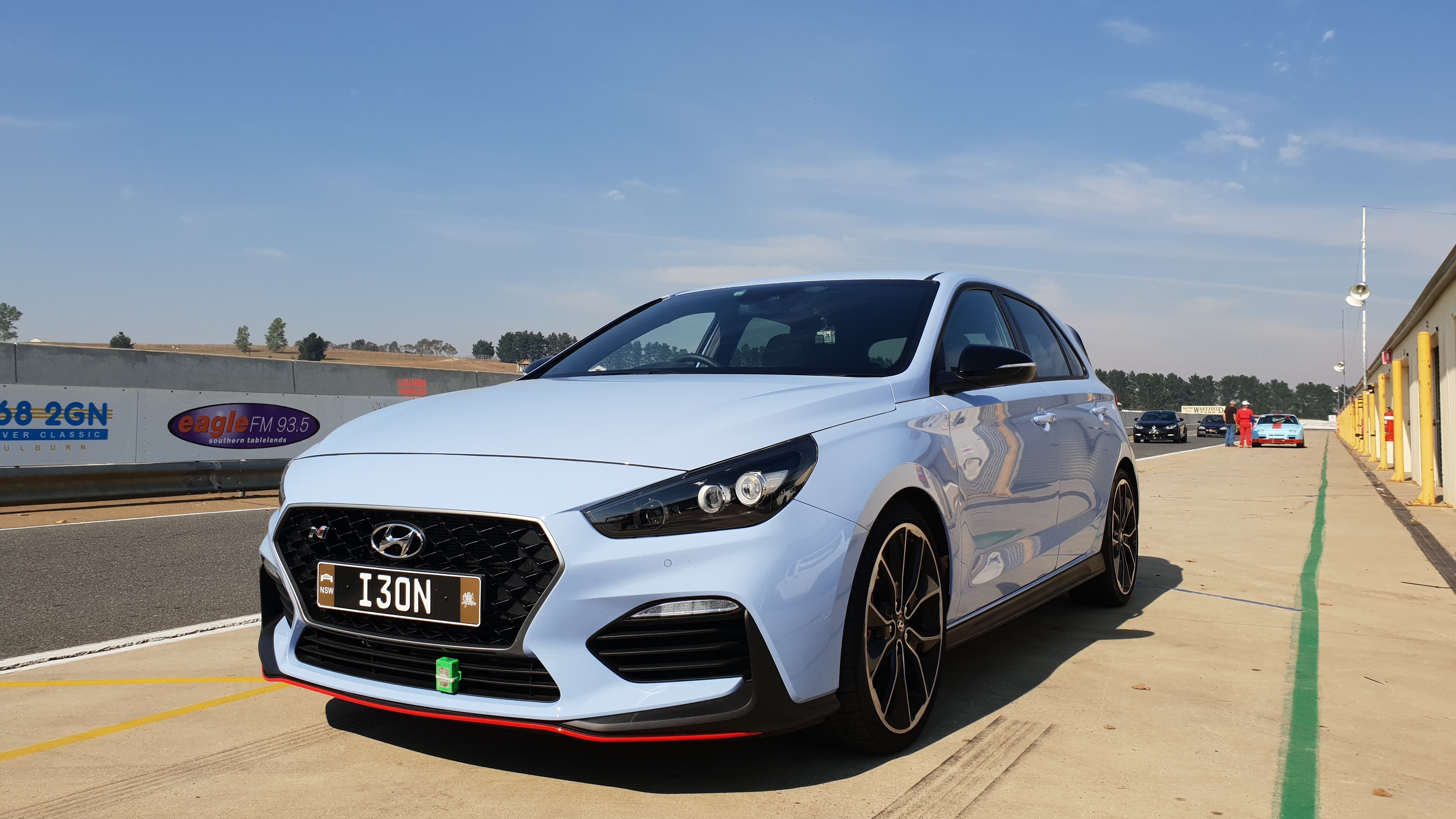 2018 Hyundai i30 N with Luxury Pack new car review