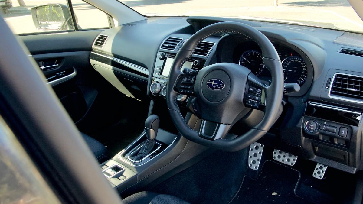 2018 Subaru Levorg GT