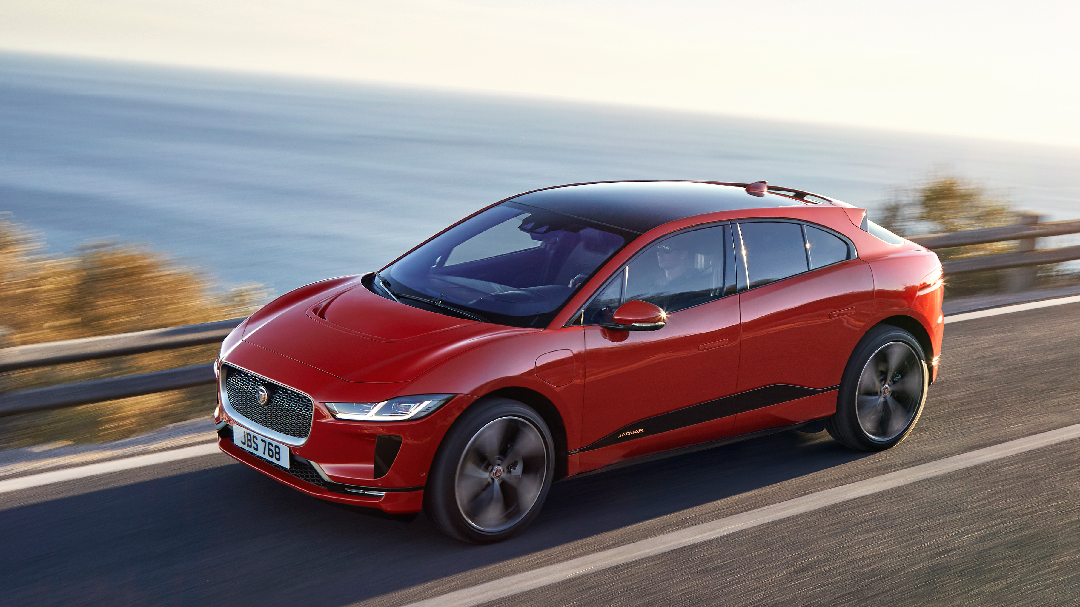 Jaguar's E-Pace features artificial sound.