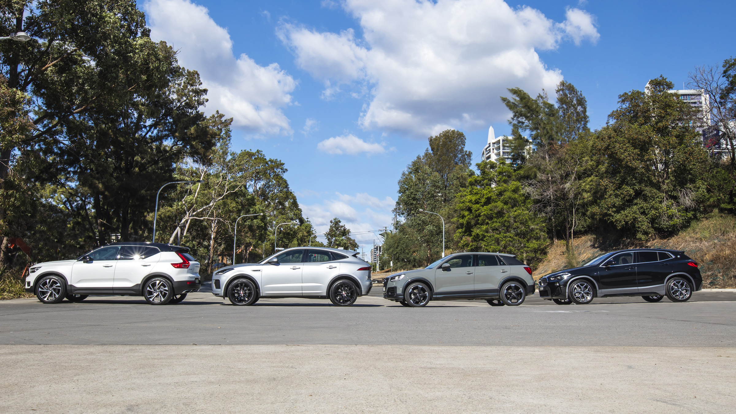 Two new additions to the luxury pint-sized hot hatch set take on the established players.