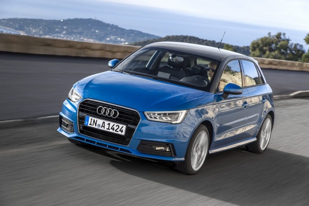 Audi has updated its A1 with new engines, styling tweaks and suspension changes.