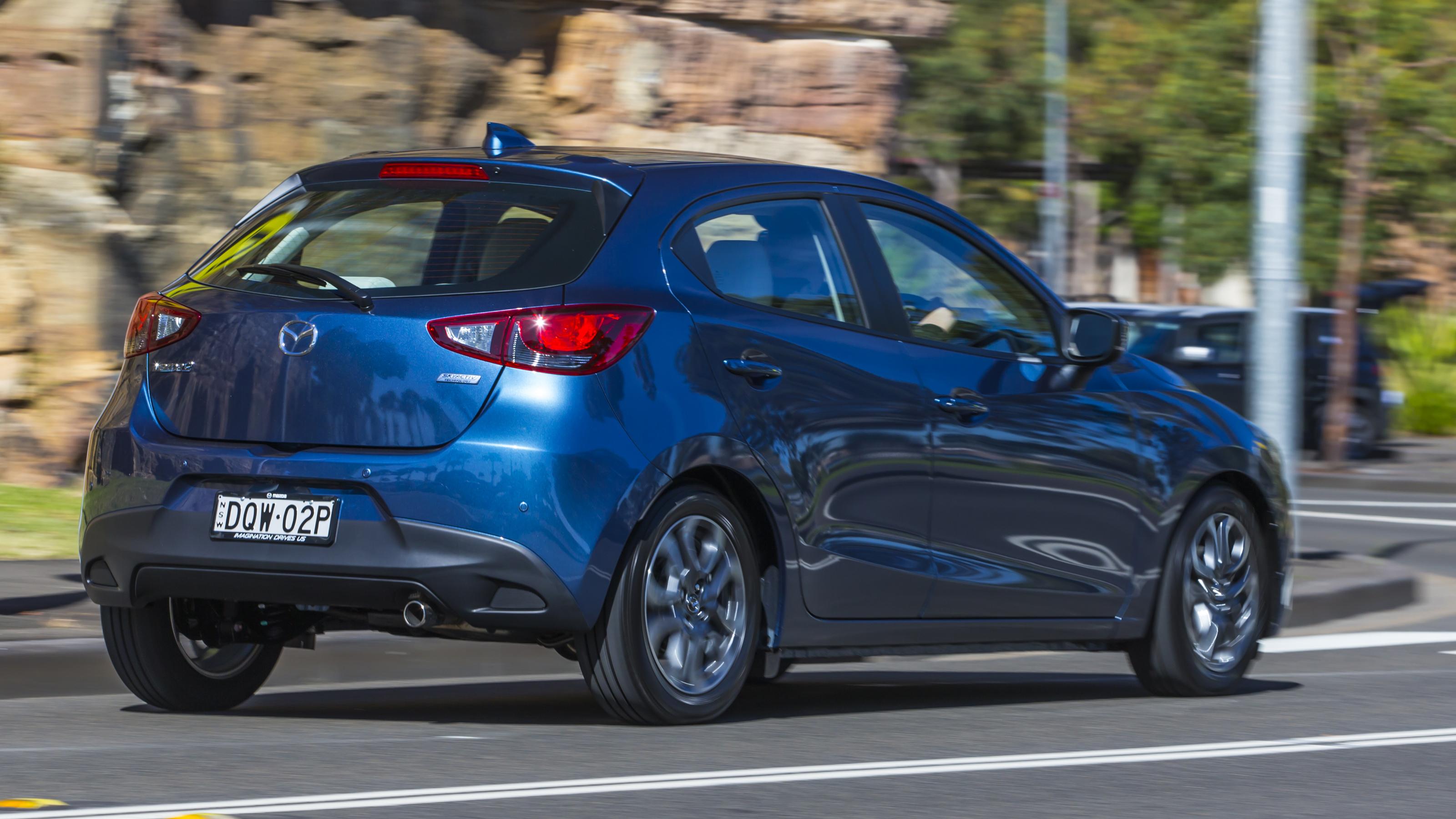 2018 Mazda2 GT.