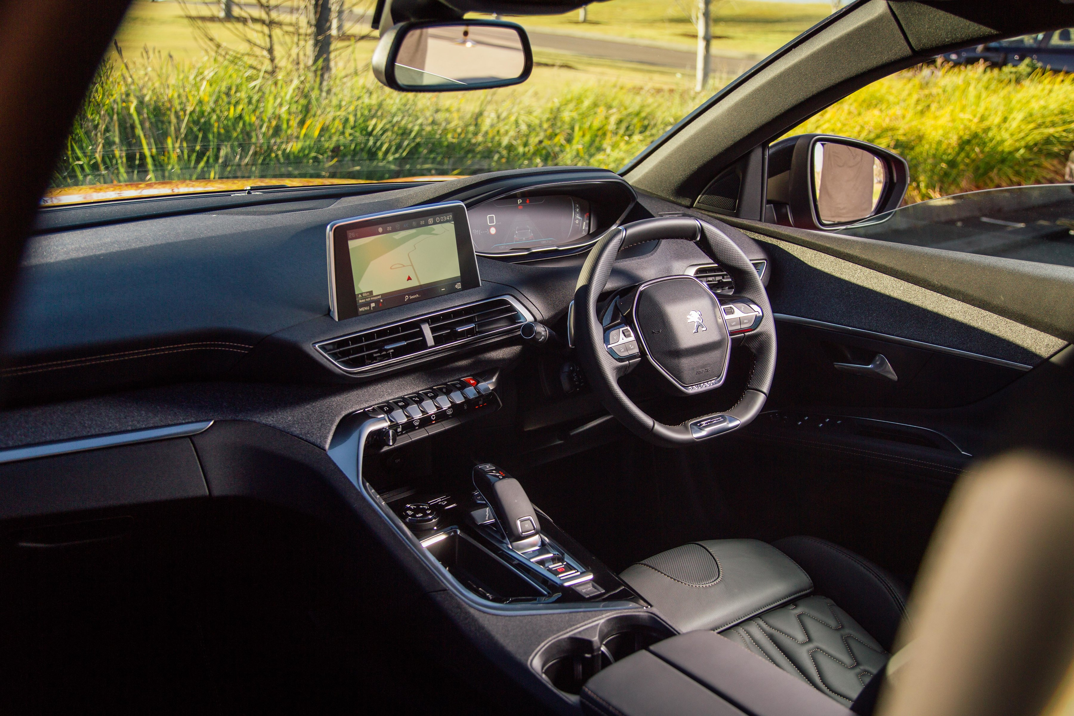 Peugeot 3008.