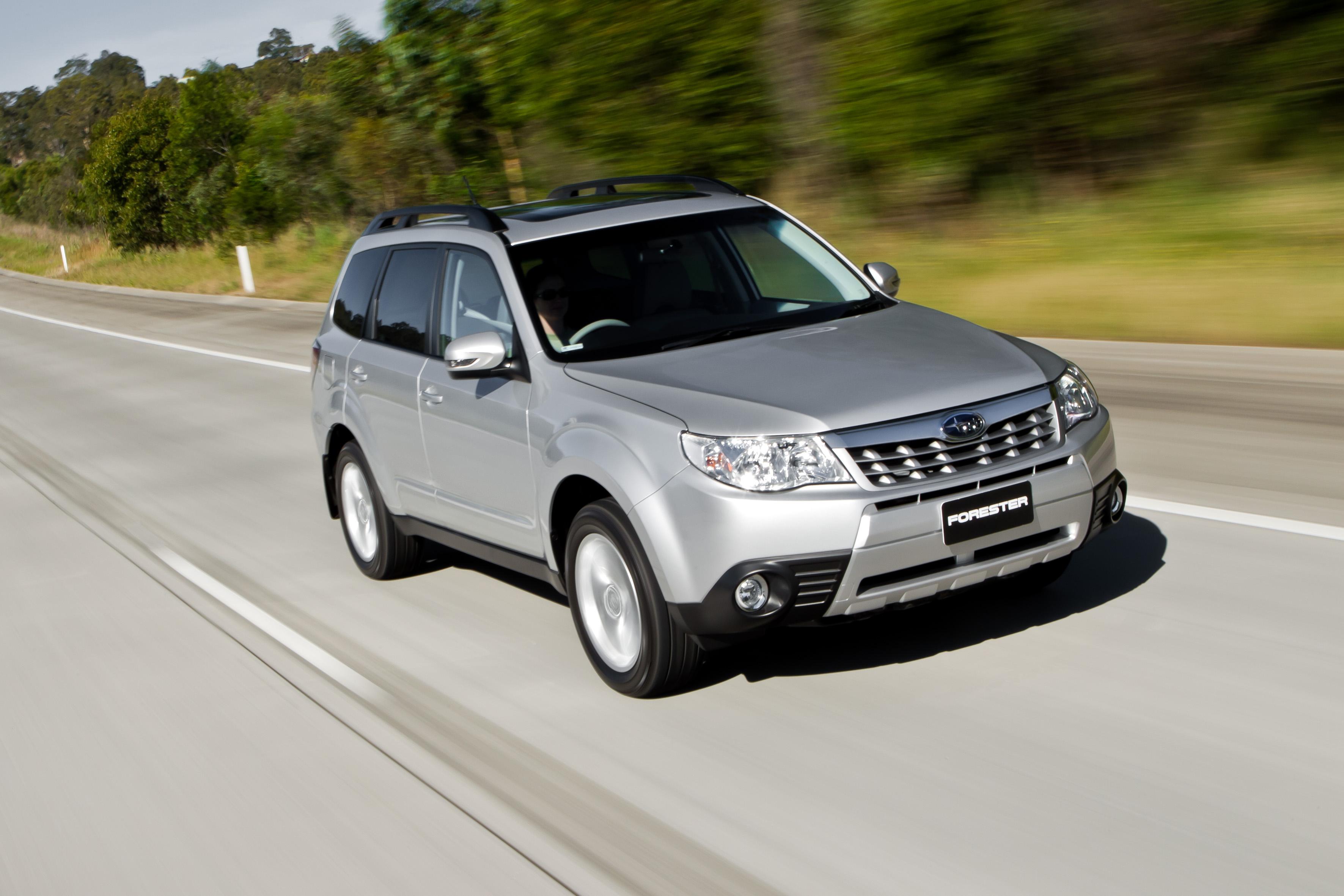 2011 Subaru Forester XS Premium.
