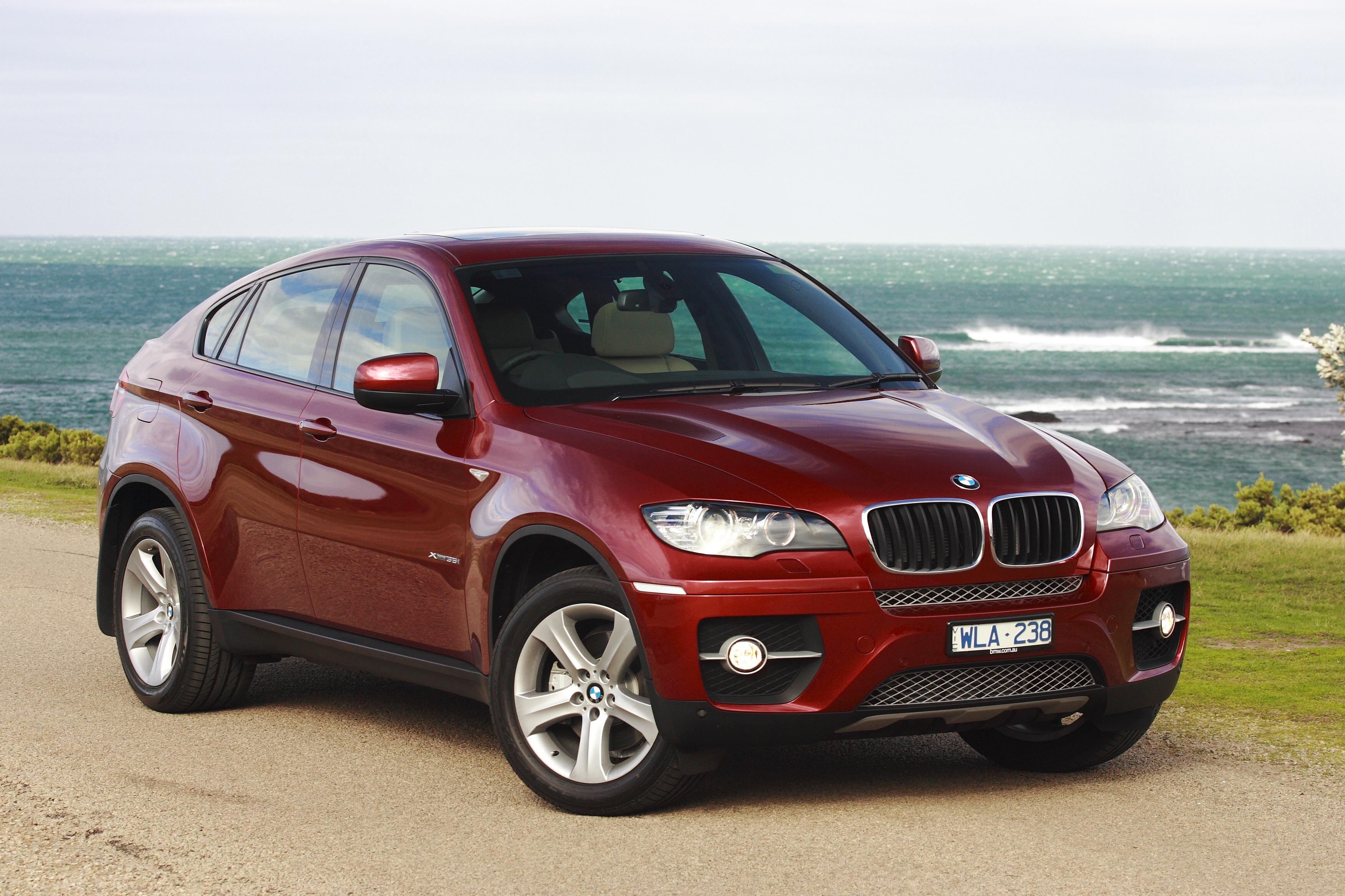 Remember when: BMW X6