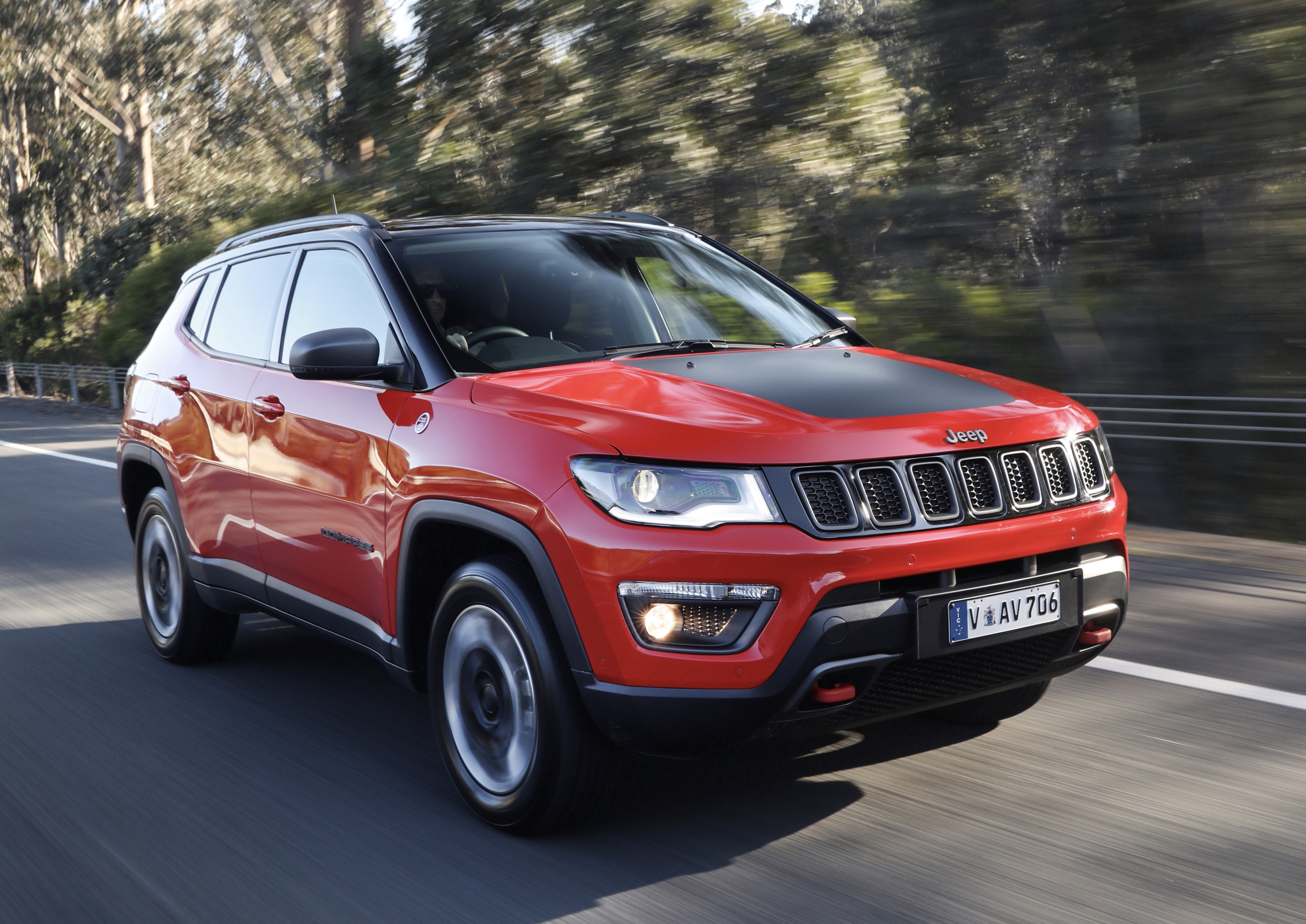 2018 Jeep Compass Trailhawk quick spin review