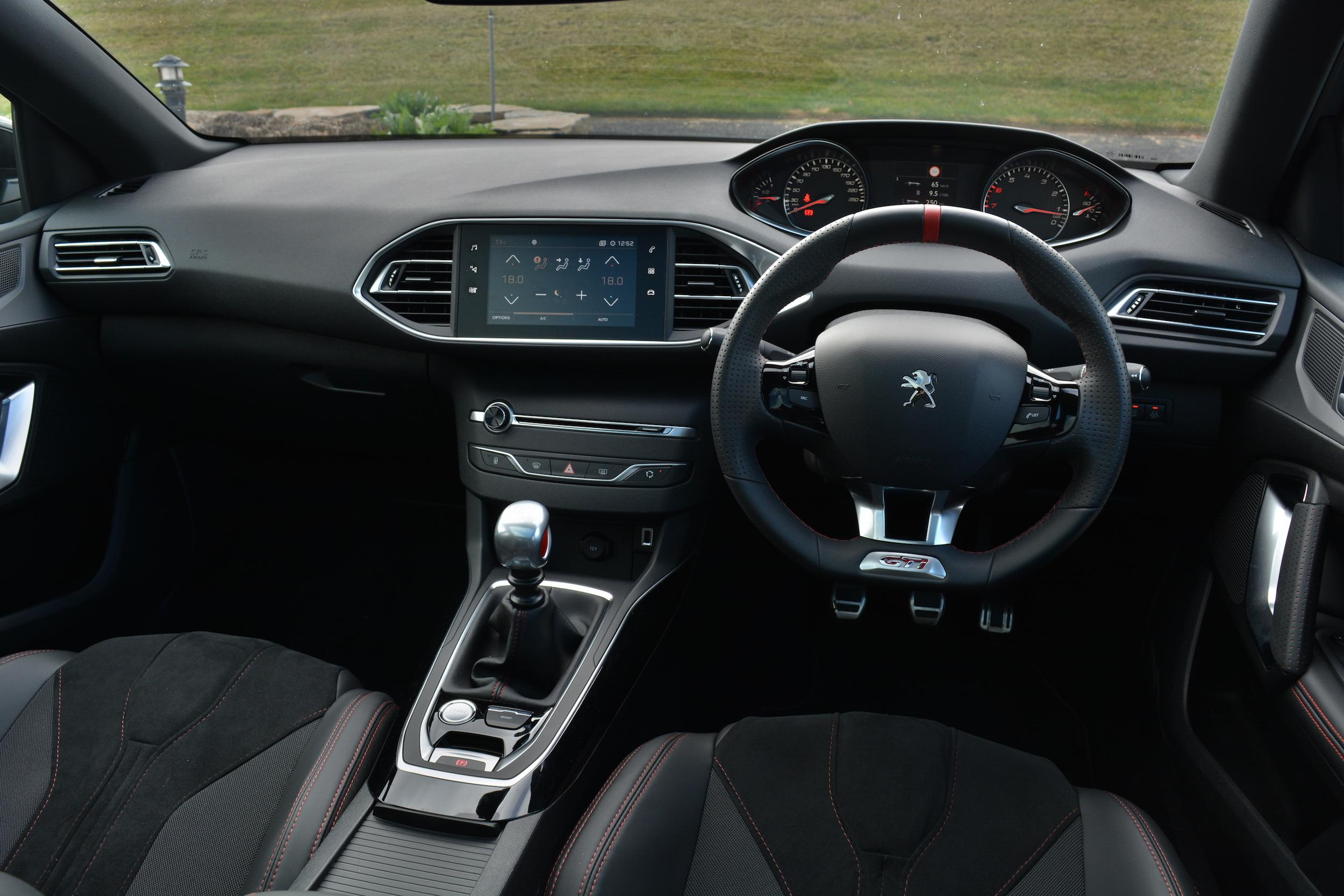 2018 Peugeot 308 GTi 270.