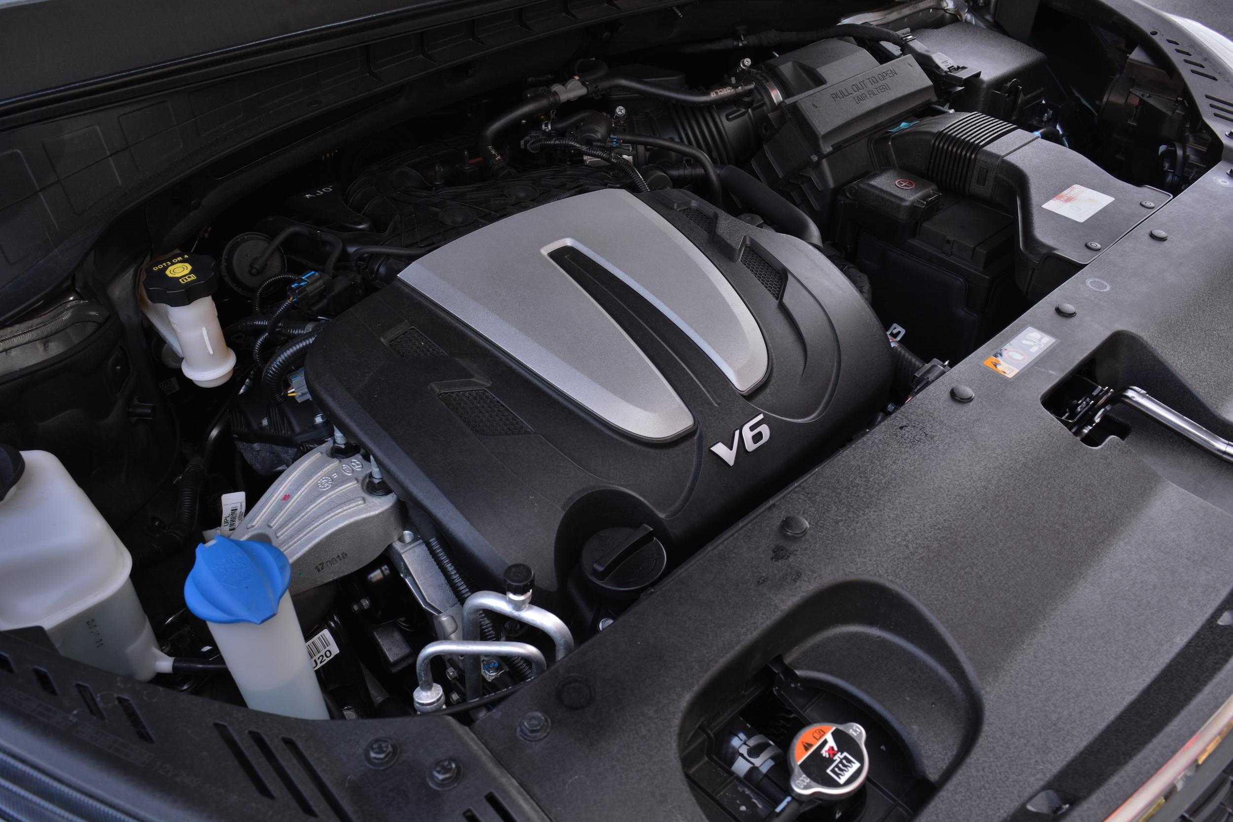 2018 Kia Sorento Si V6.