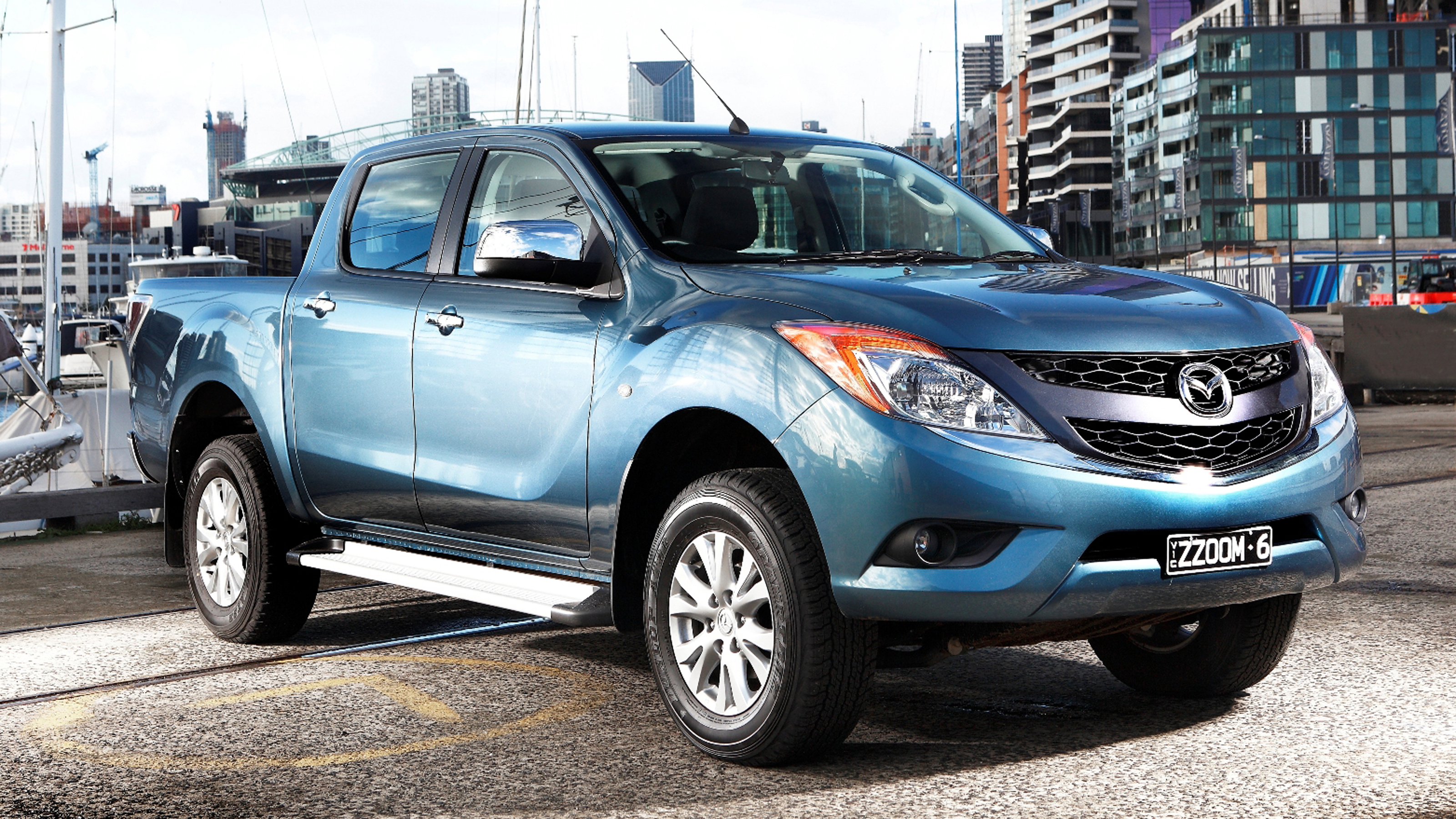 Mazda BT-50 used car review