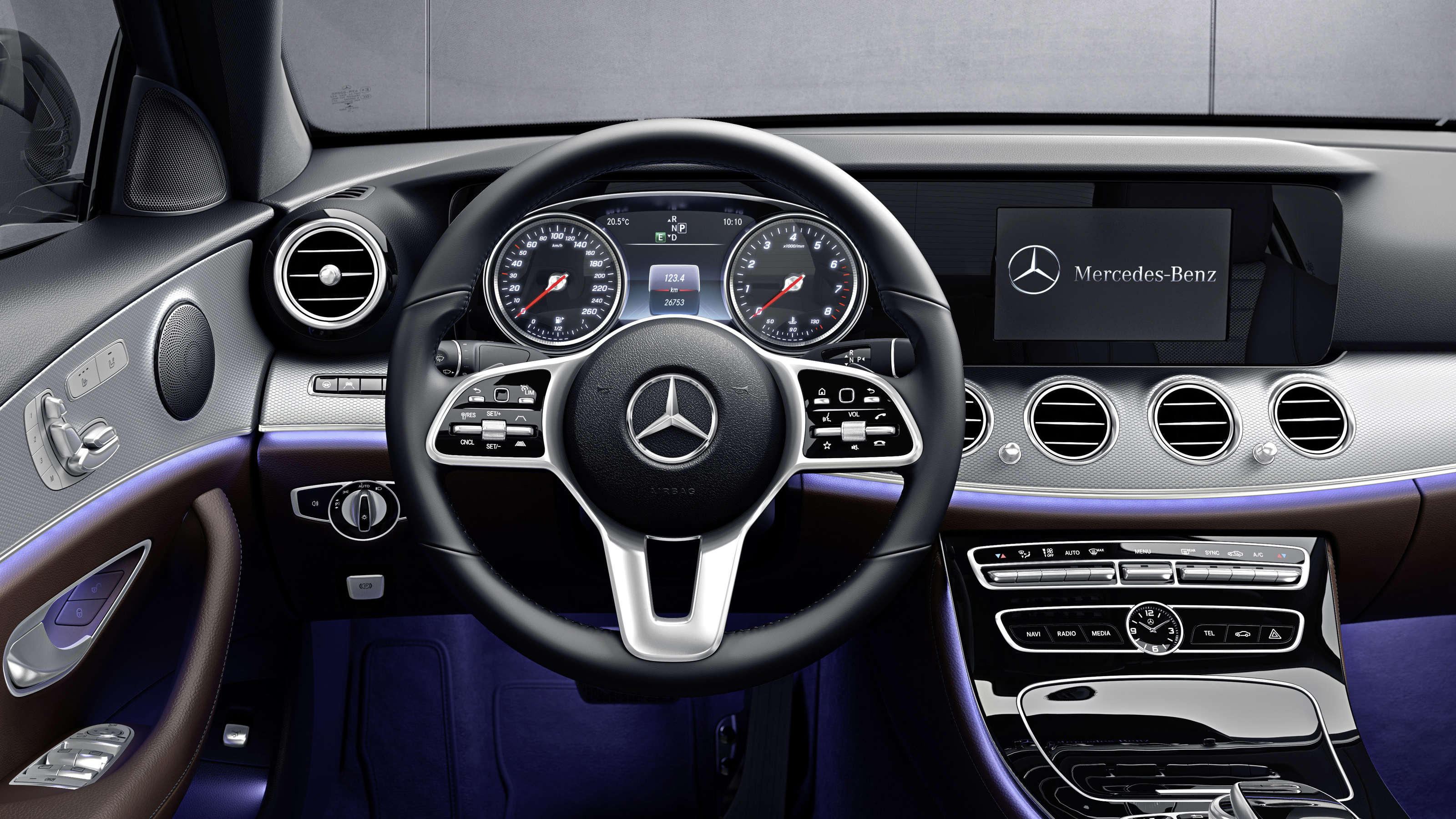 2018 Mercedes-AMG E53.