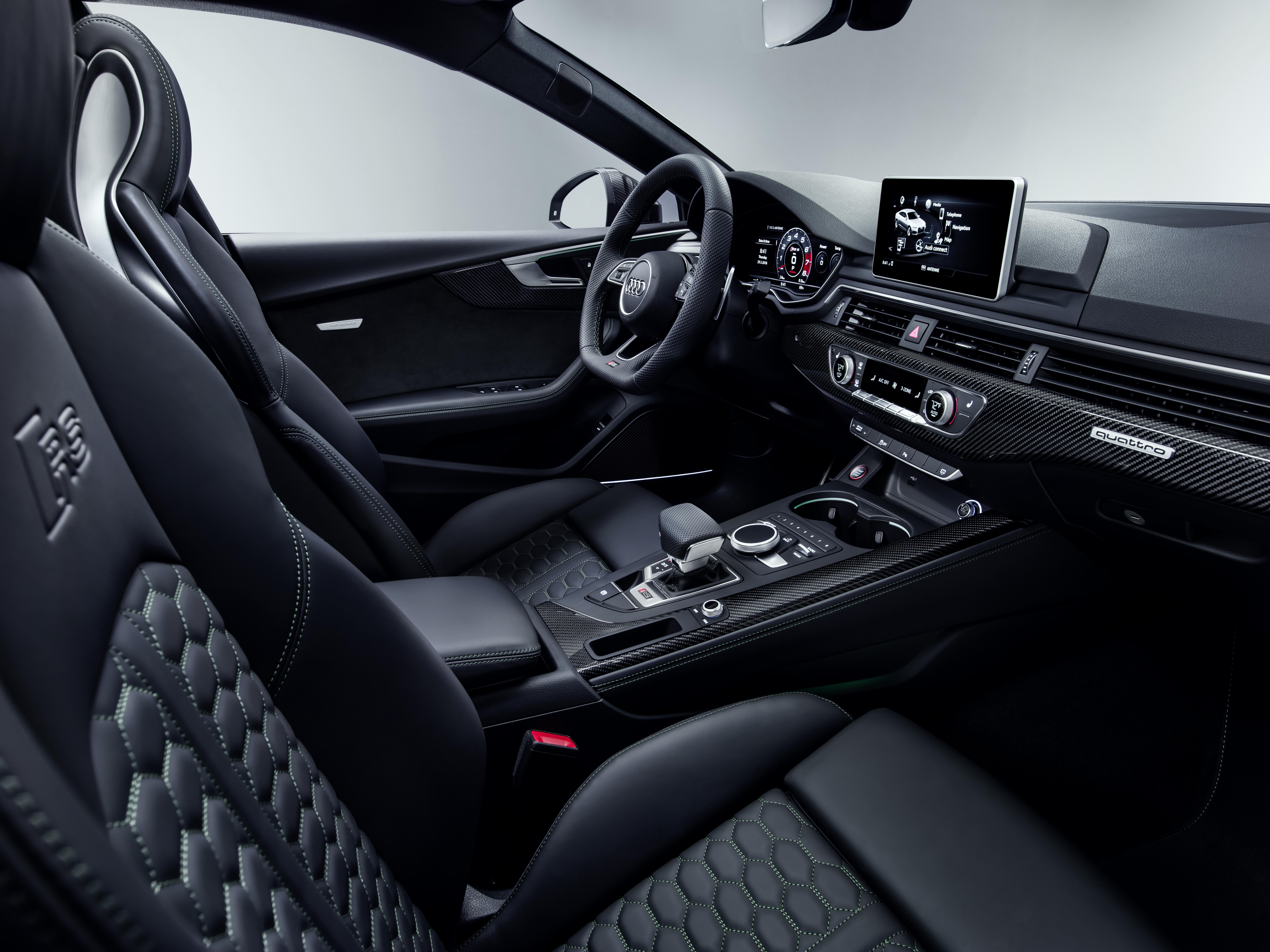 2019 Audi RS5 Sportback.