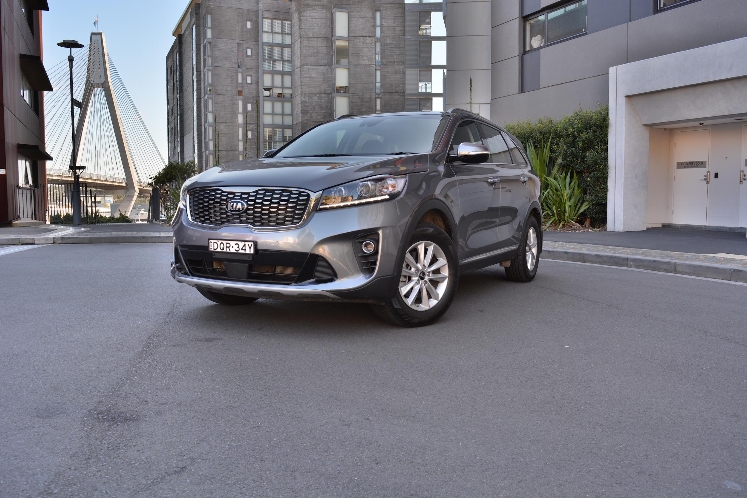 2018 Kia Sorento Si new car review