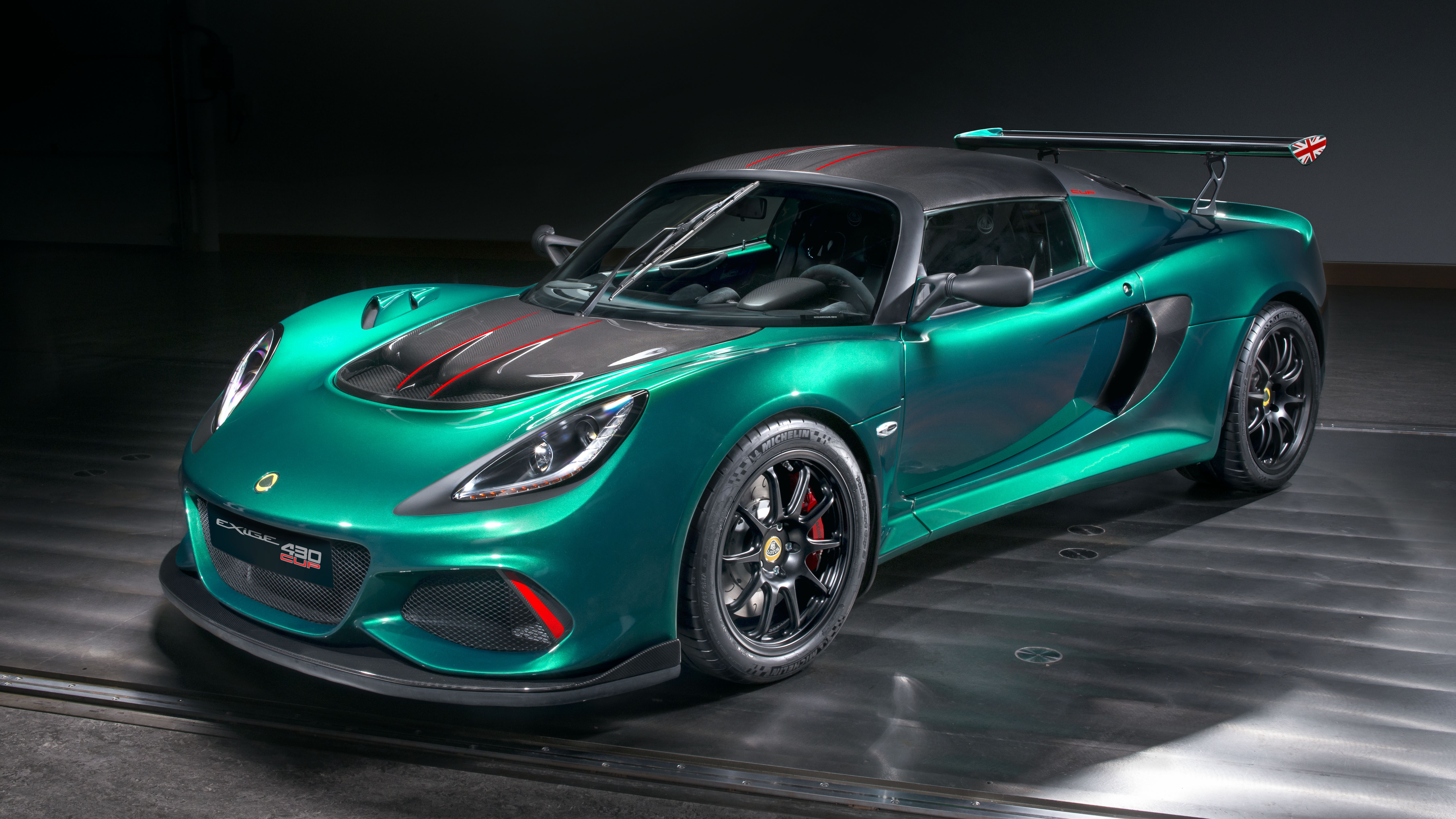 Lotus Exige Cup 430.