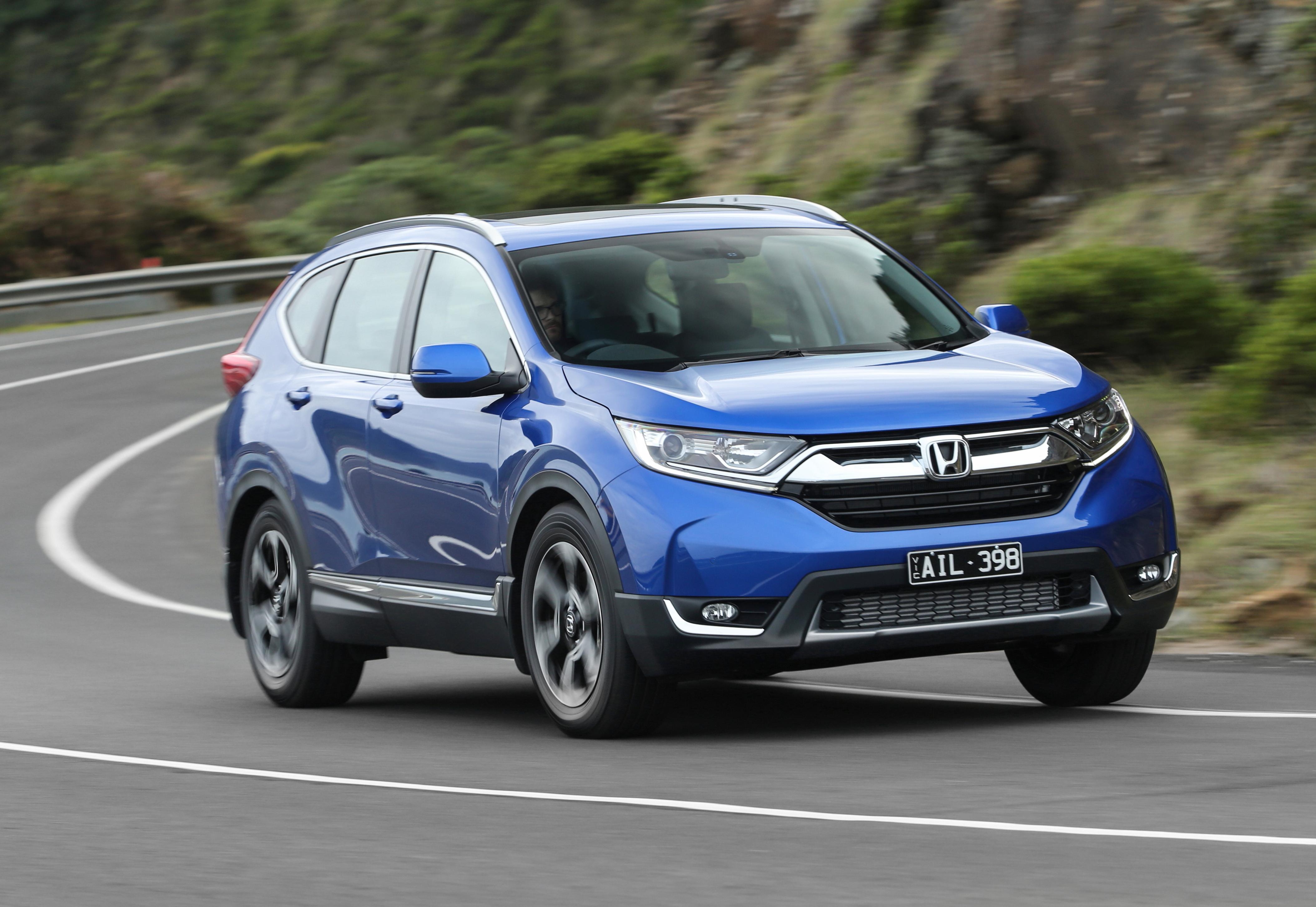 Honda CR-V VTi-L.