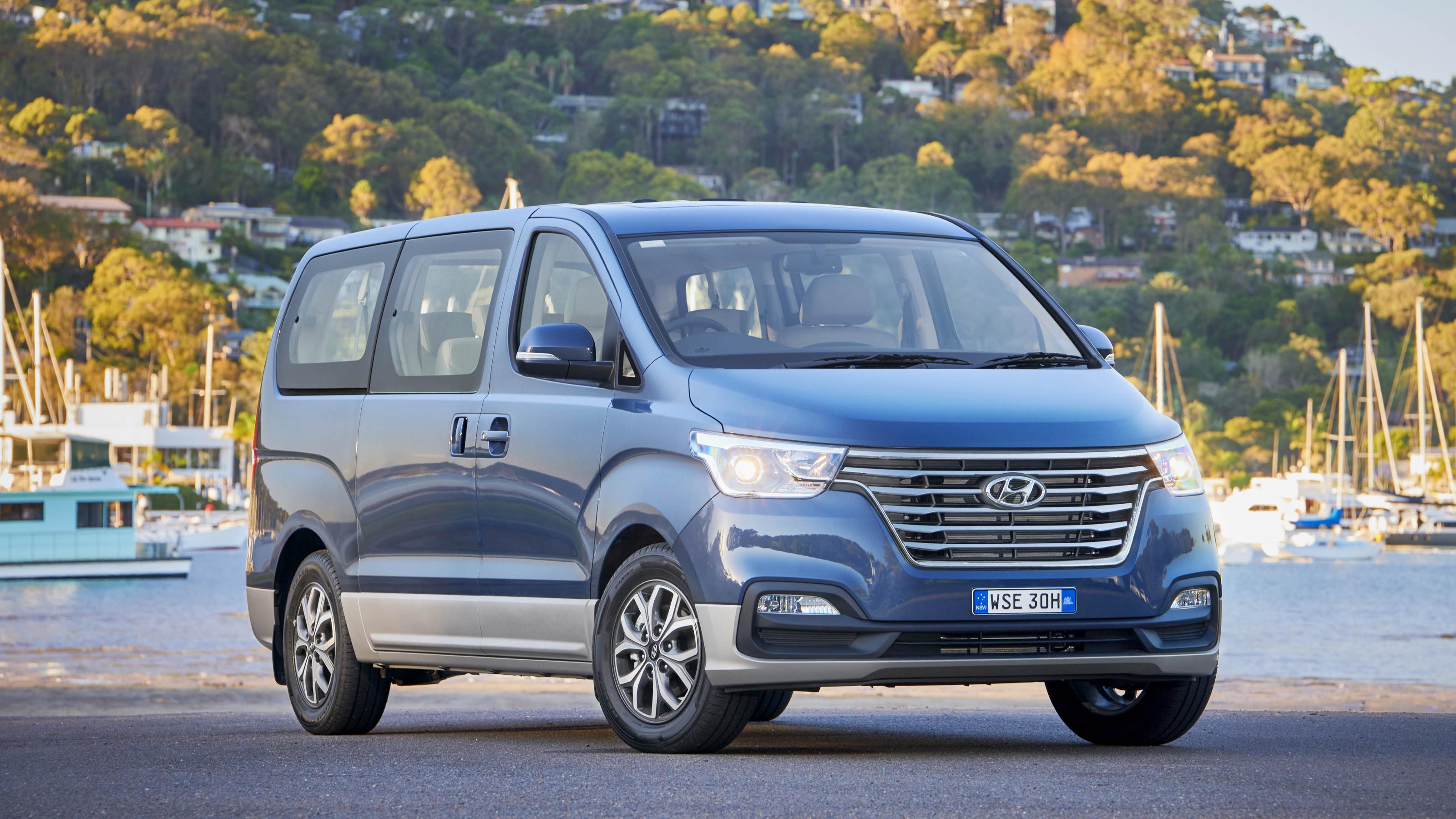 Updated Hyundai iMax and iLoad detailed