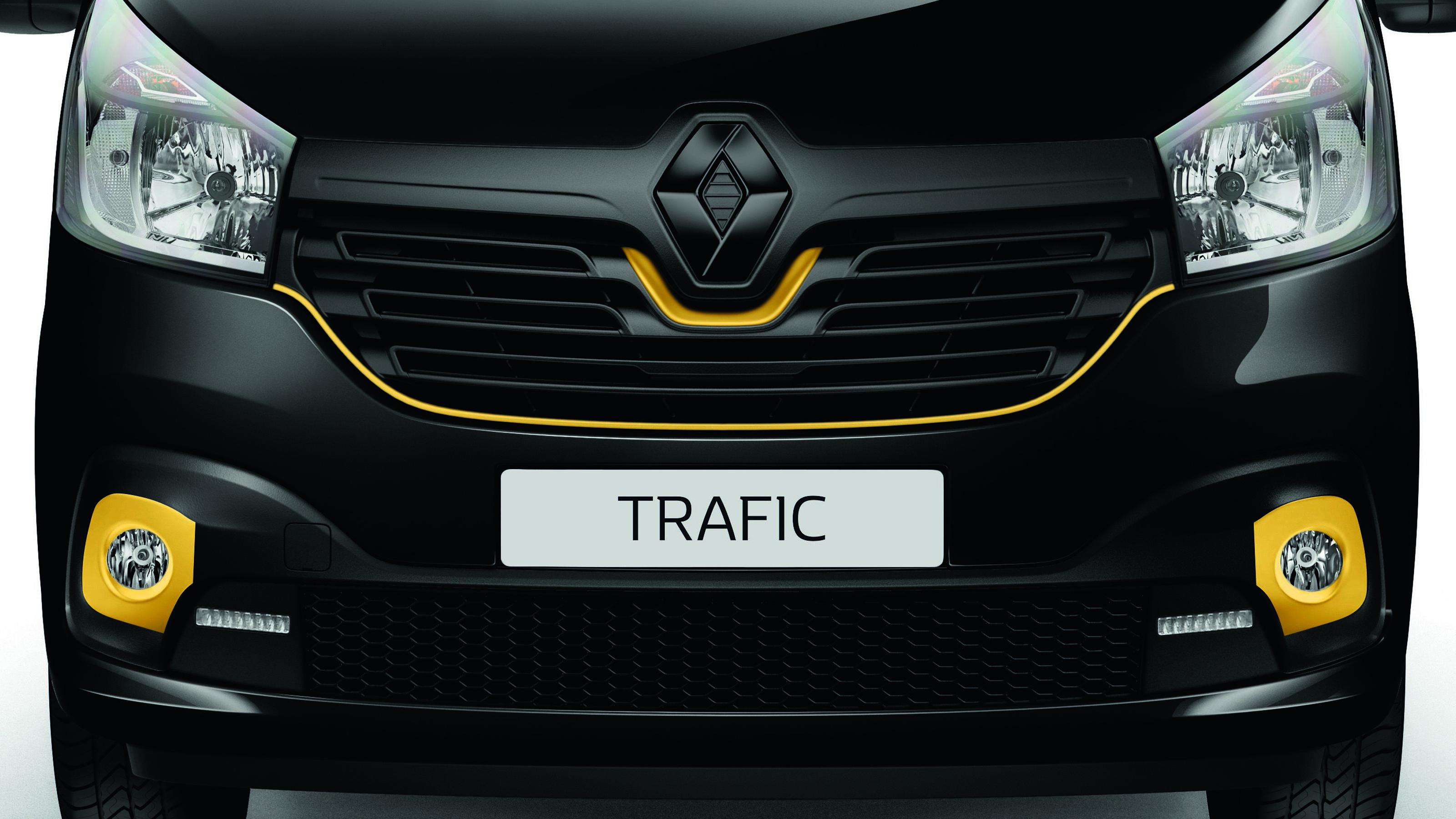 2018 Renault Trafic Formula Edition.