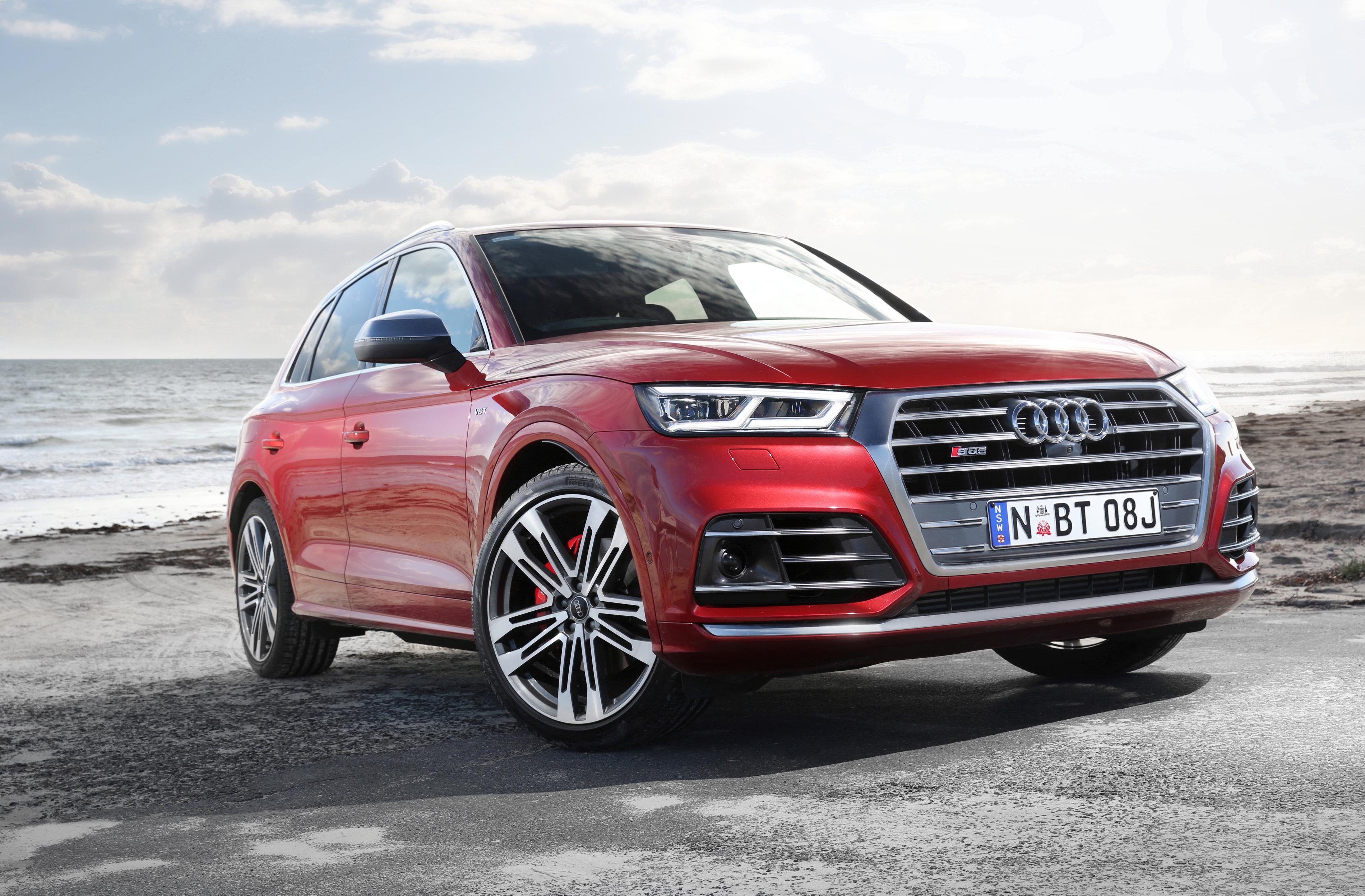 2018 Audi SQ5.