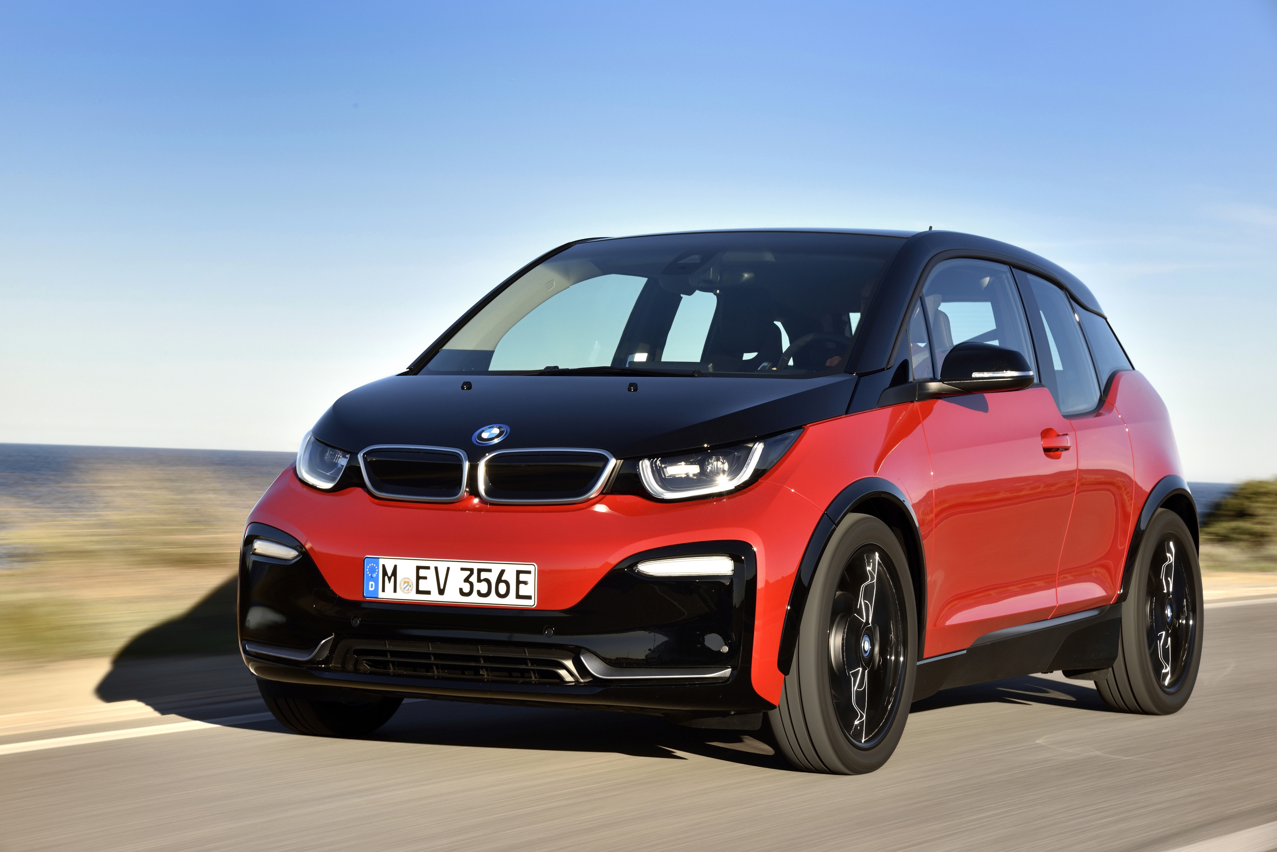 2018 BMW i3s new car review