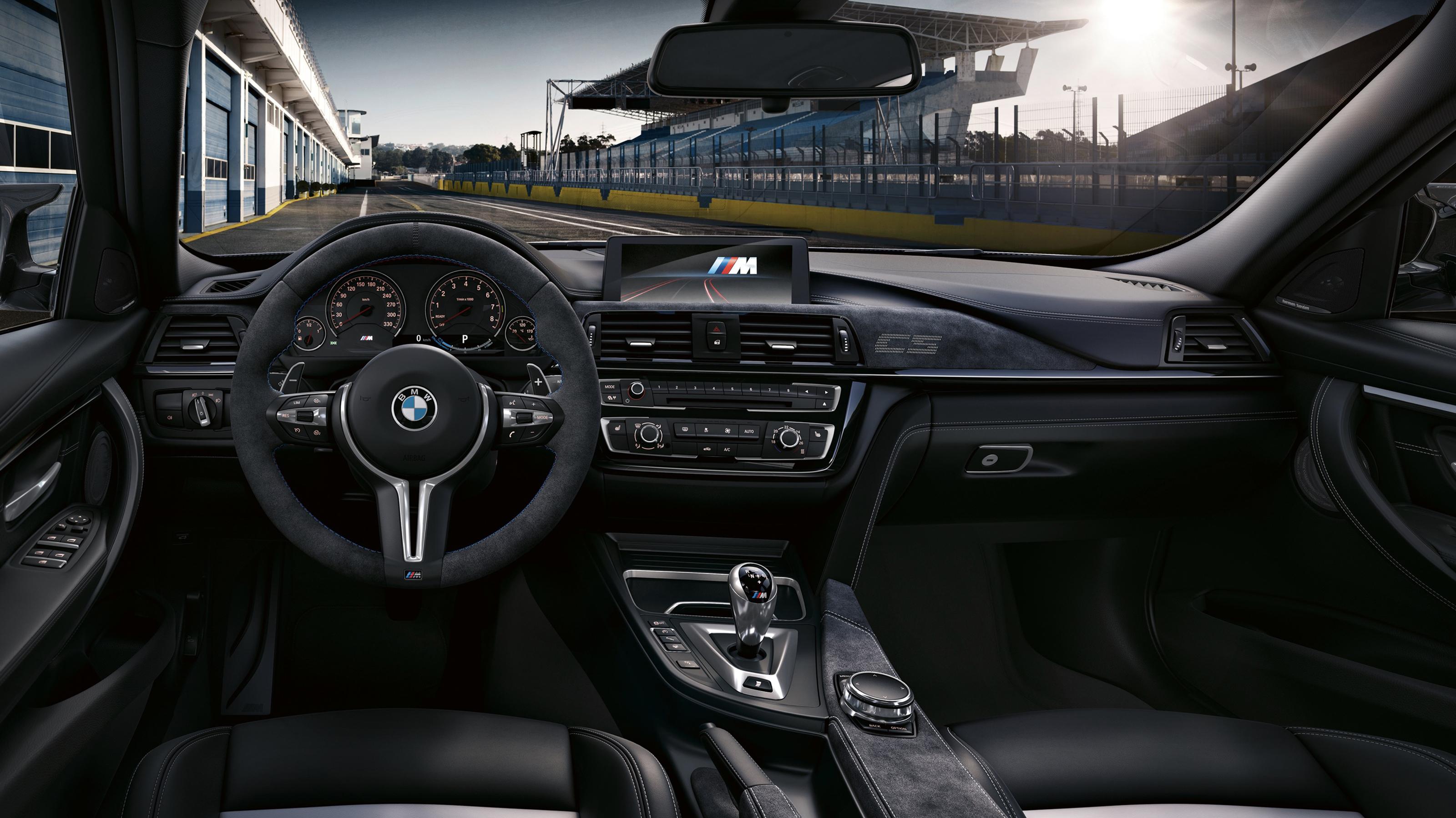 2018 BMW M3 CS.
