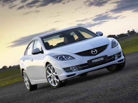 2008 Mazda6 official release