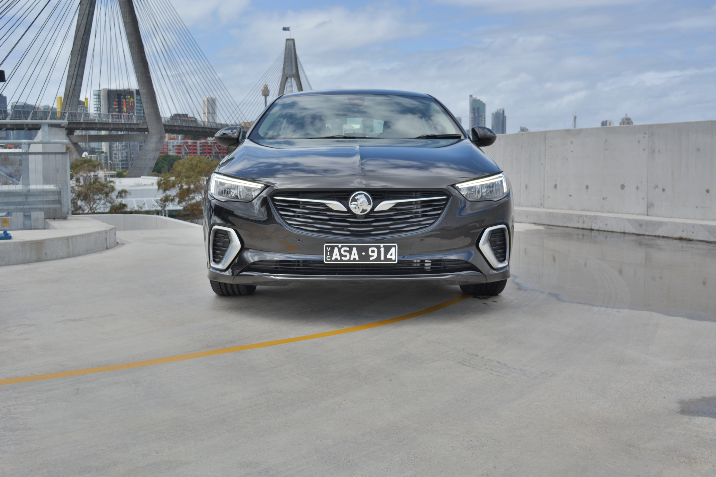 2018 Holden Commodore RS.