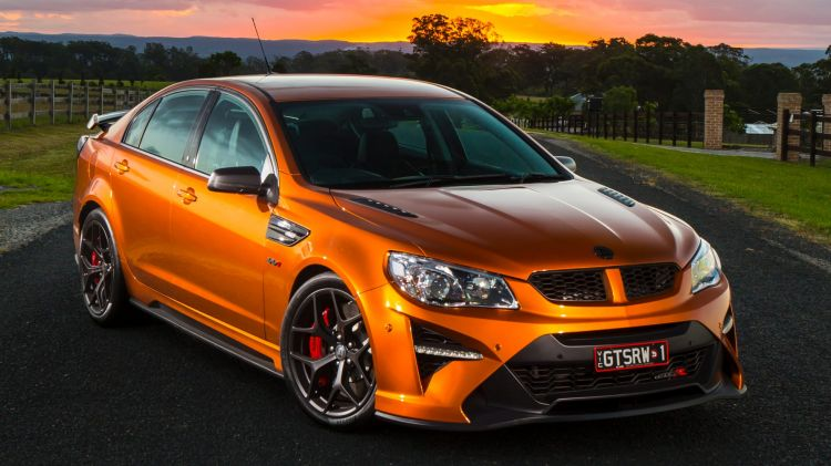 HSV's GTSR W1 is the ultimate Aussie V8.