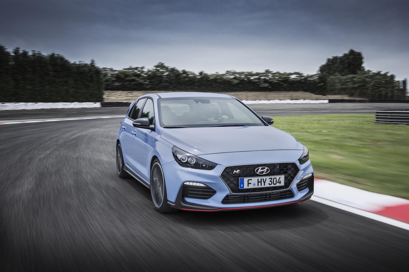 Hyundai: Entry-level i30 N 'a no-brainer'