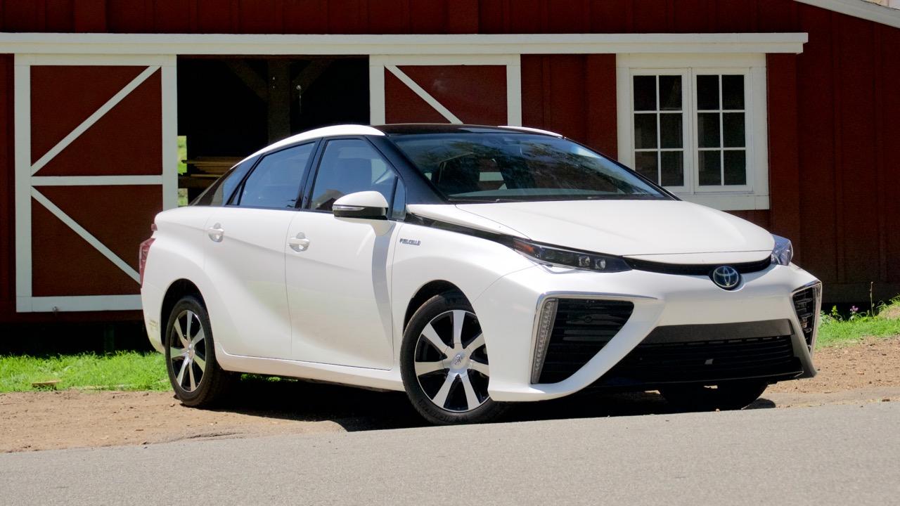 2018 Toyota Mirai review