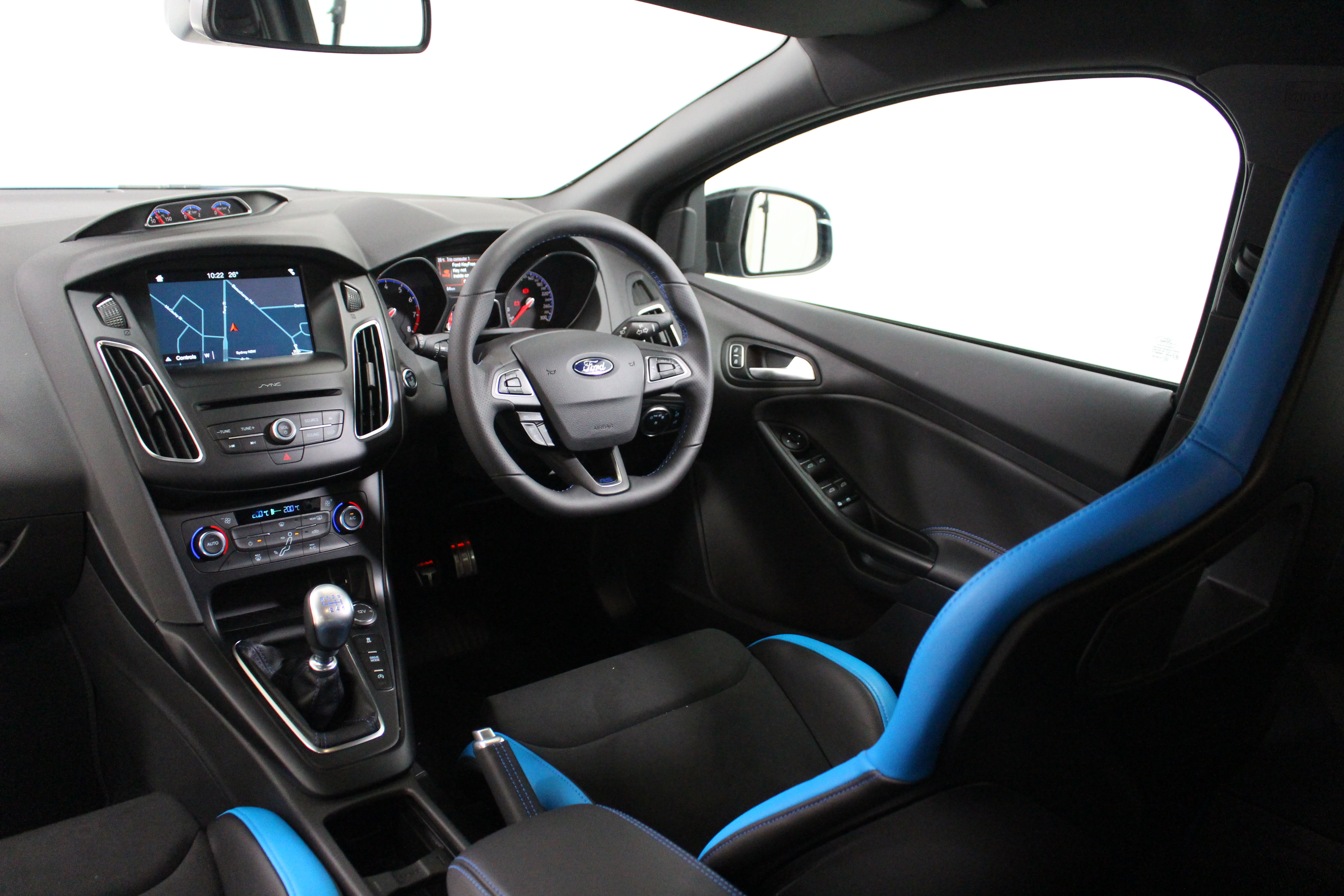 Ford Focus RS Limited Edition.