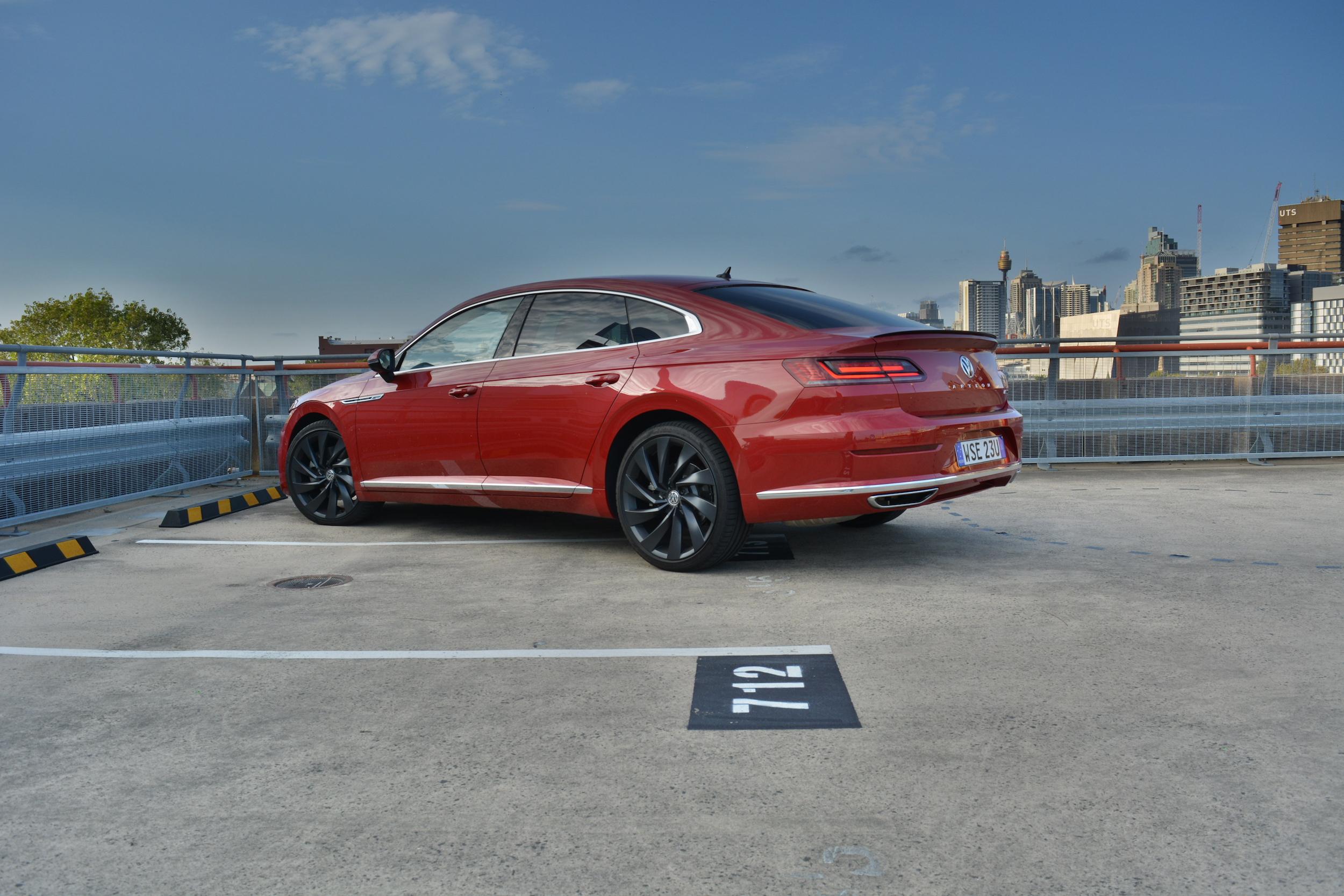 2018 Volkswagen Arteon.
